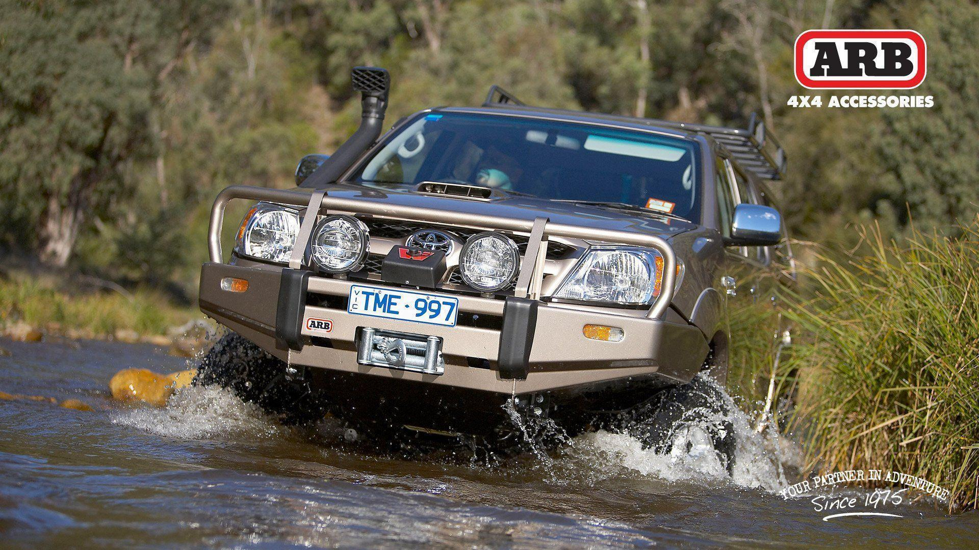 Toyota Hilux Arctic Truck Wallpapers