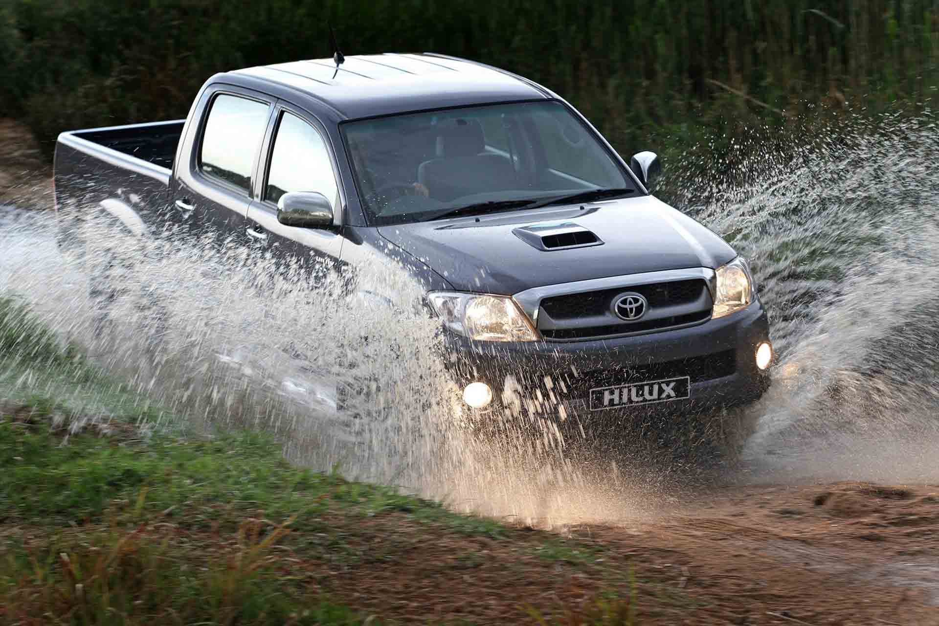 Toyota Hilux Vigo Champ Latest HD Wallpapers Free Download