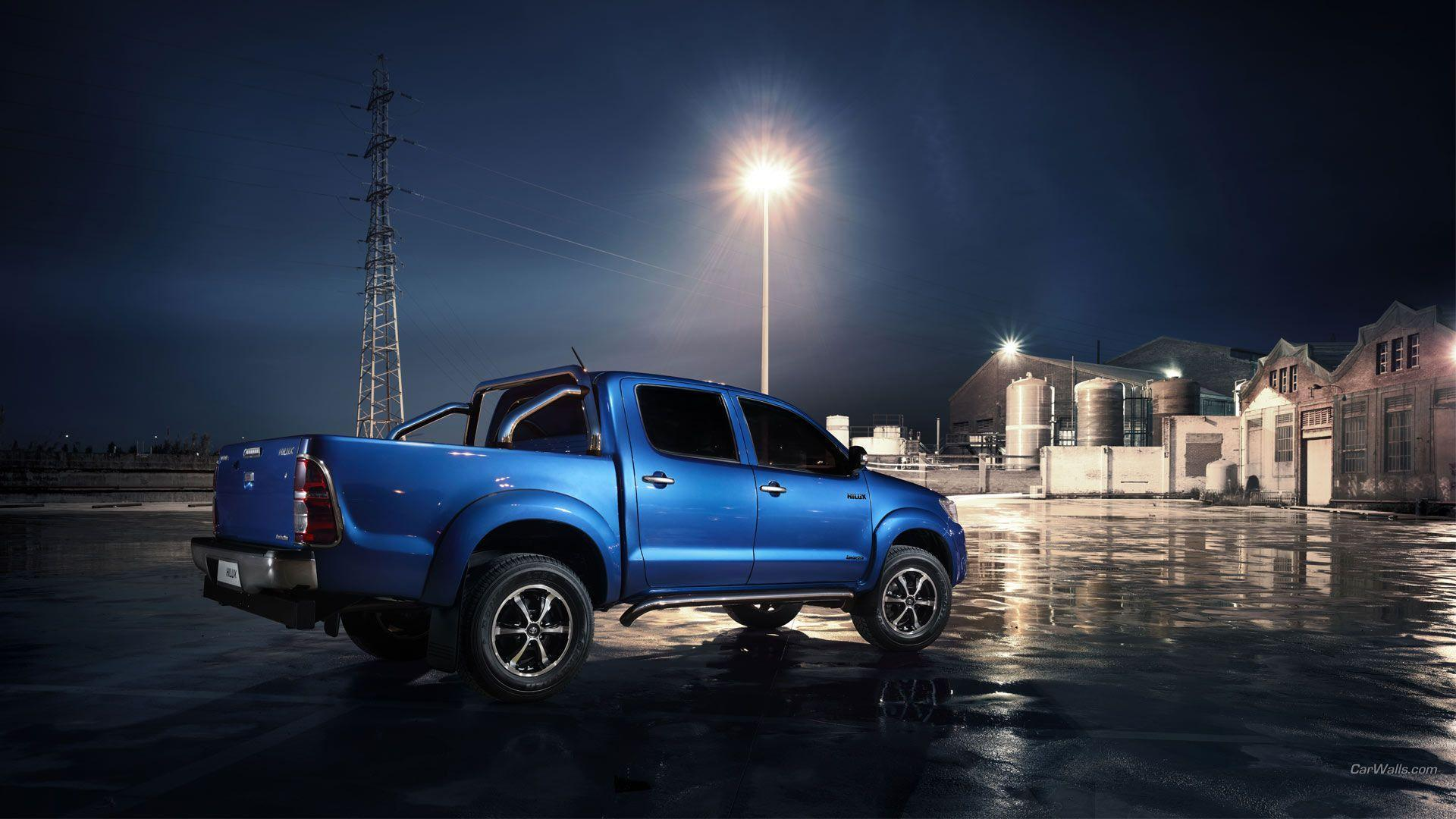 2014 Toyota Hilux Invincible Full HD Wallpapers and Backgrounds