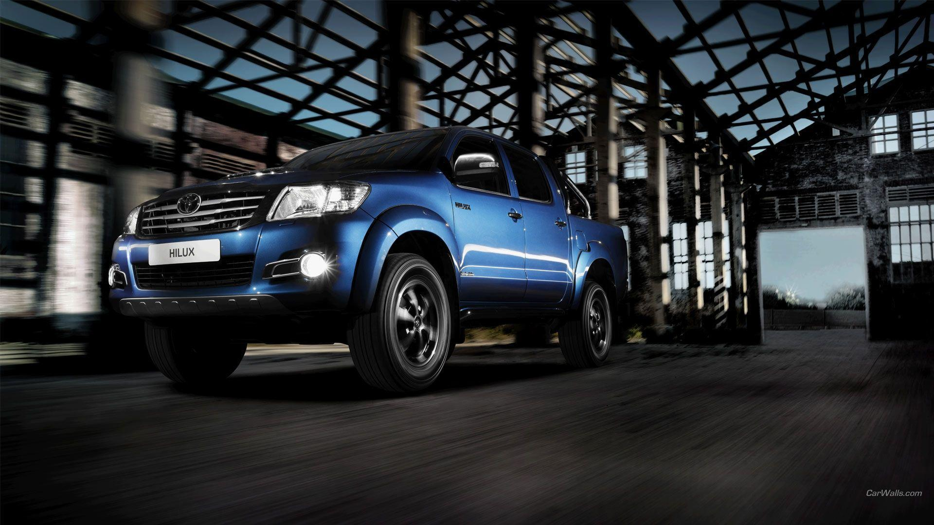 21 Toyota Hilux Wallpapers