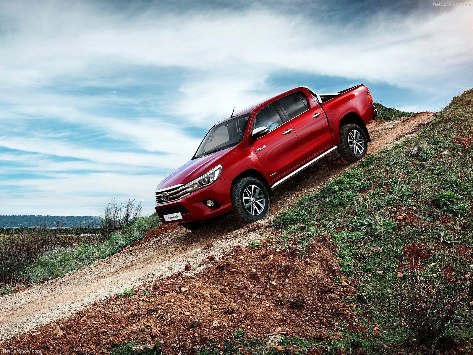 Toyota Hilux picture # 150364