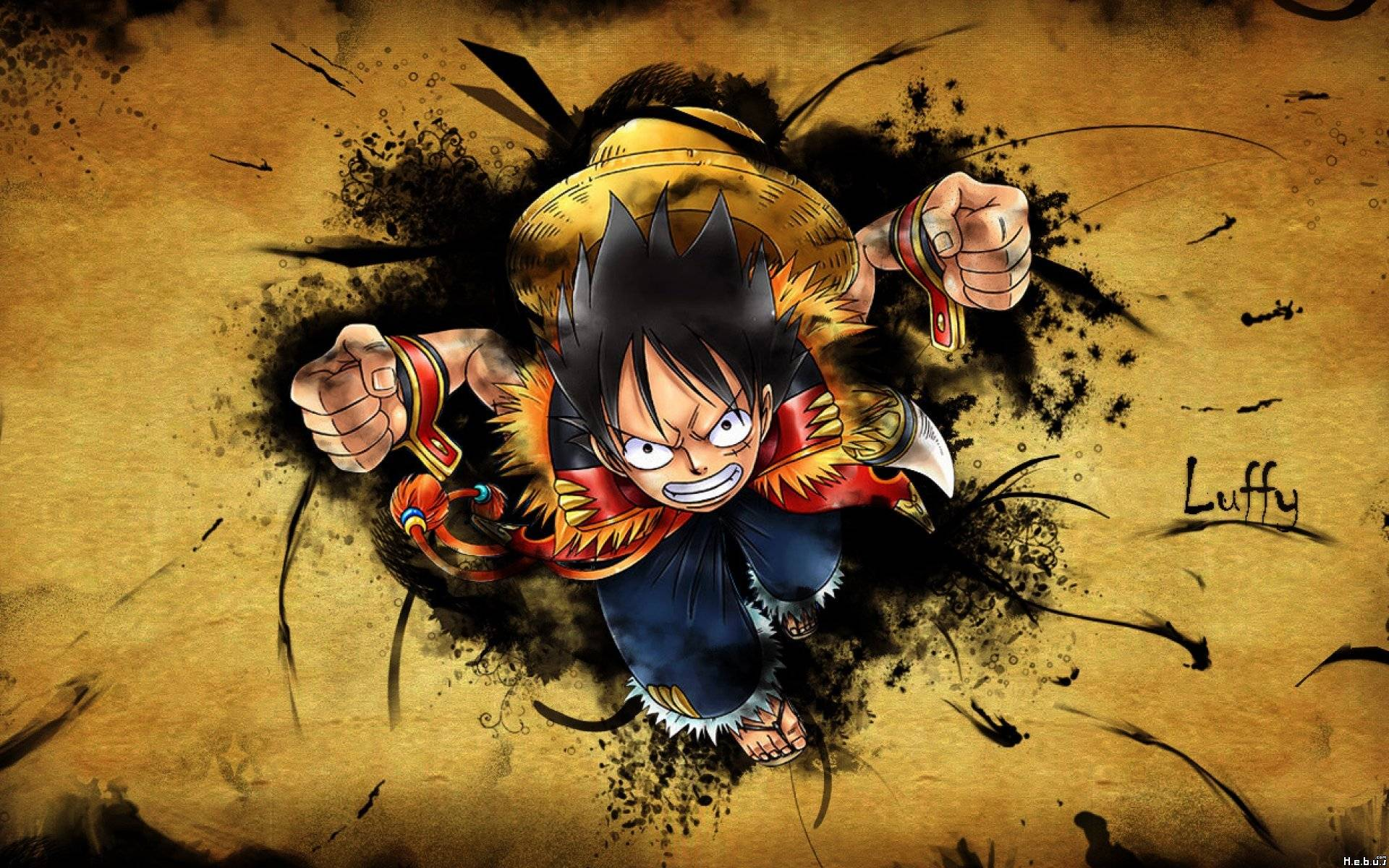 Monkey D Luffy Hd Wallpapers Wallpaper Cave