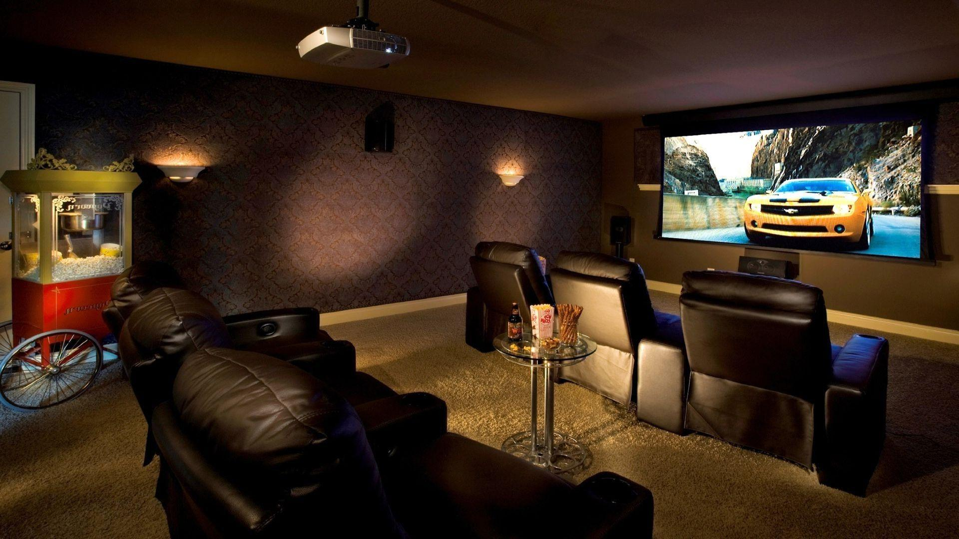 Home cinema wallpapers wallpaper cave for Wallpaper home cinema