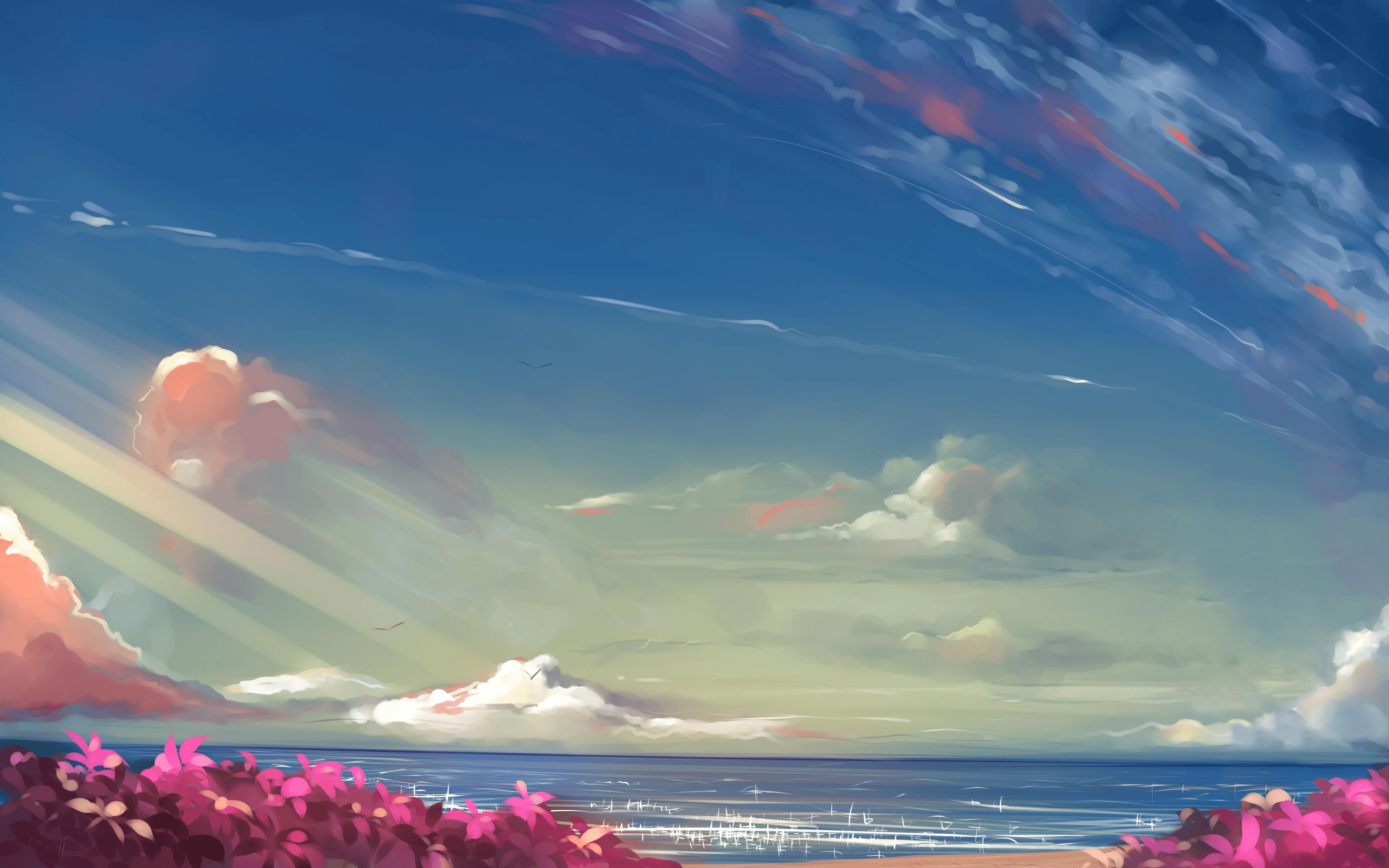 Anime Sky Wallpapers