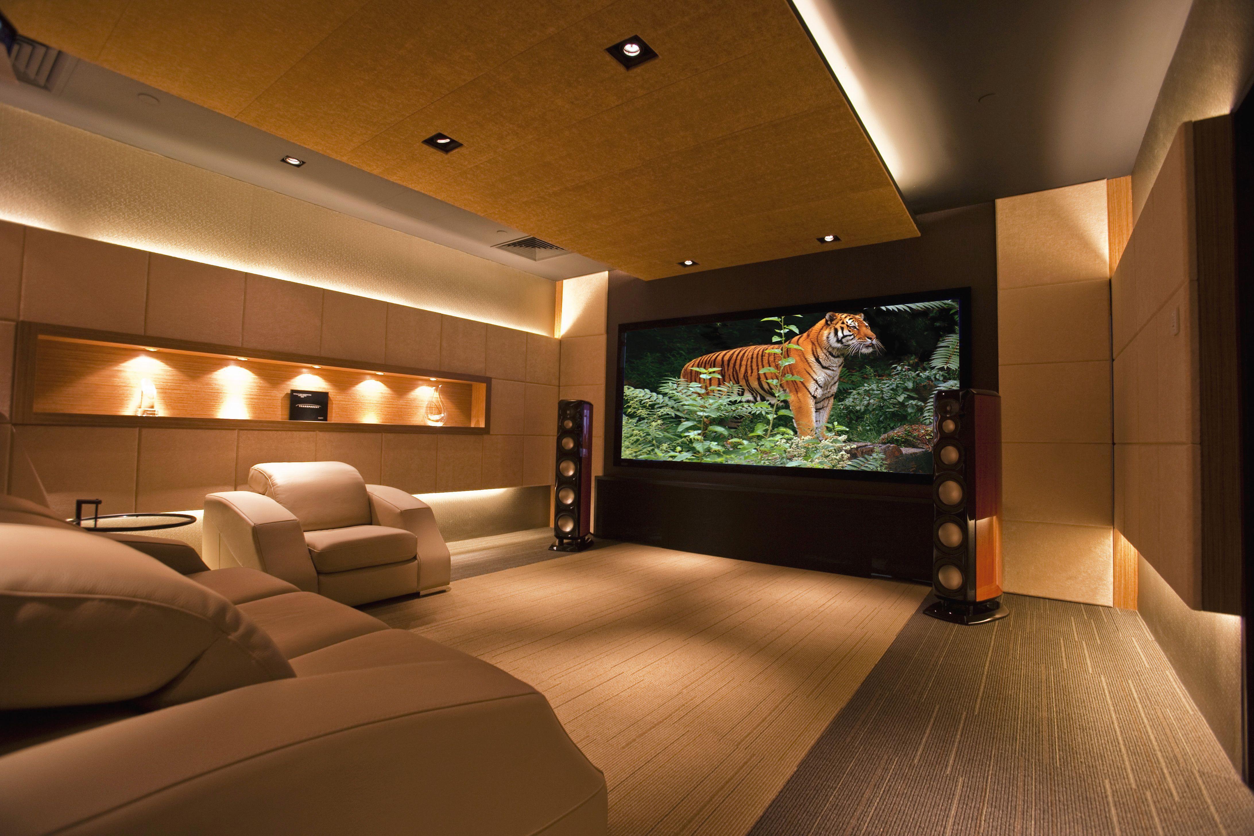 Home Cinema Wallpapers Wallpaper Cave