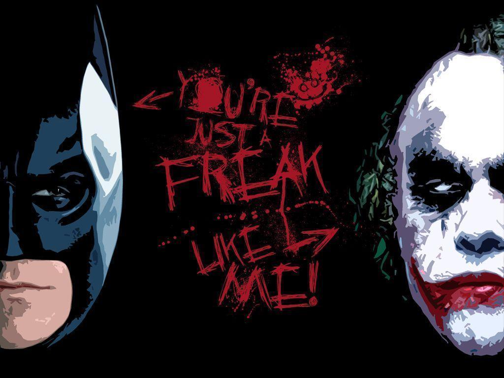 Batman Vs Joker Wallpapers - Wallpaper Cave