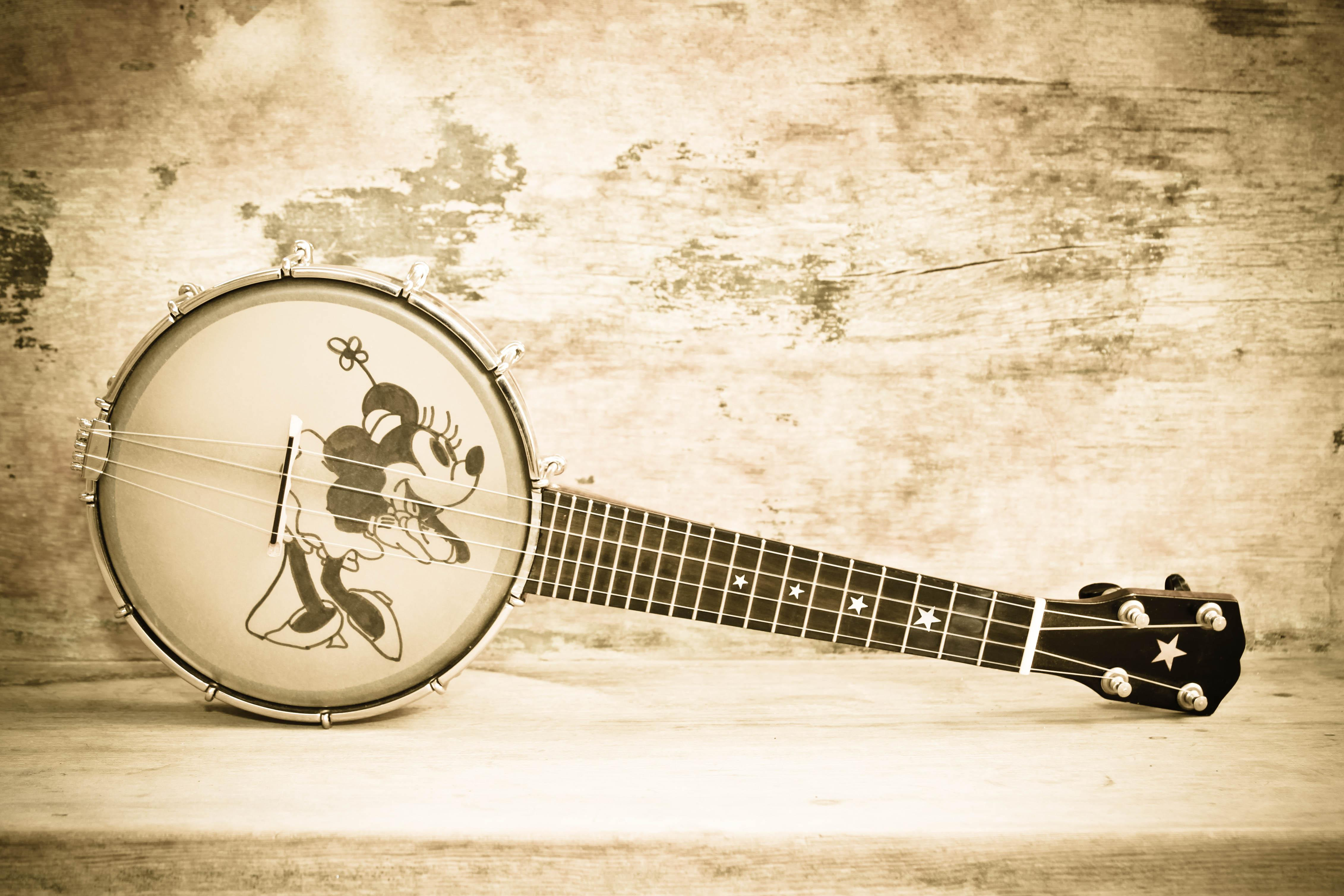 6 Banjo HD Wallpapers | Backgrounds - Wallpaper Abyss