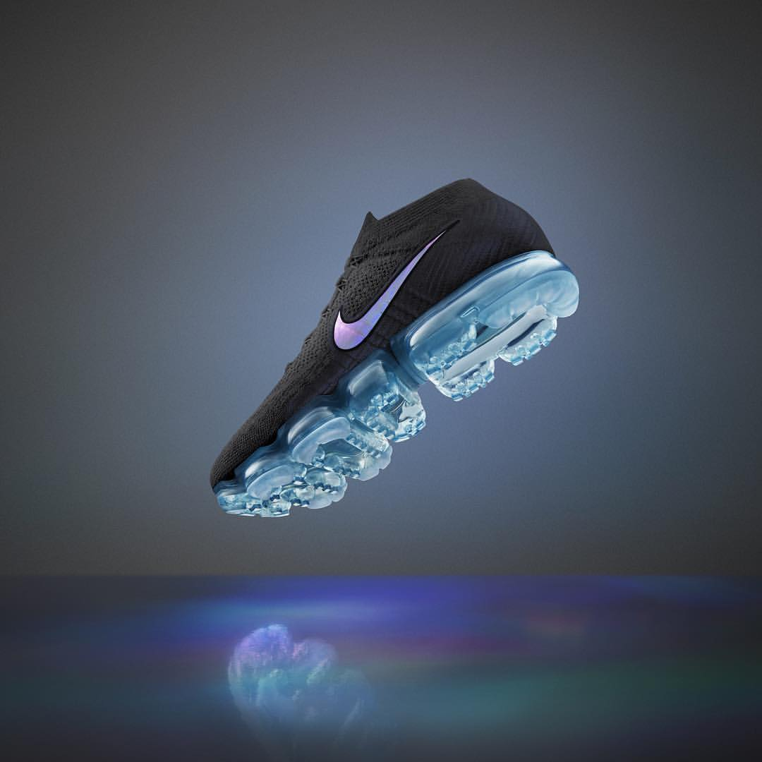 The Nike Air VaporMax Flyknit. Run on air. | NIKE | Pinterest .