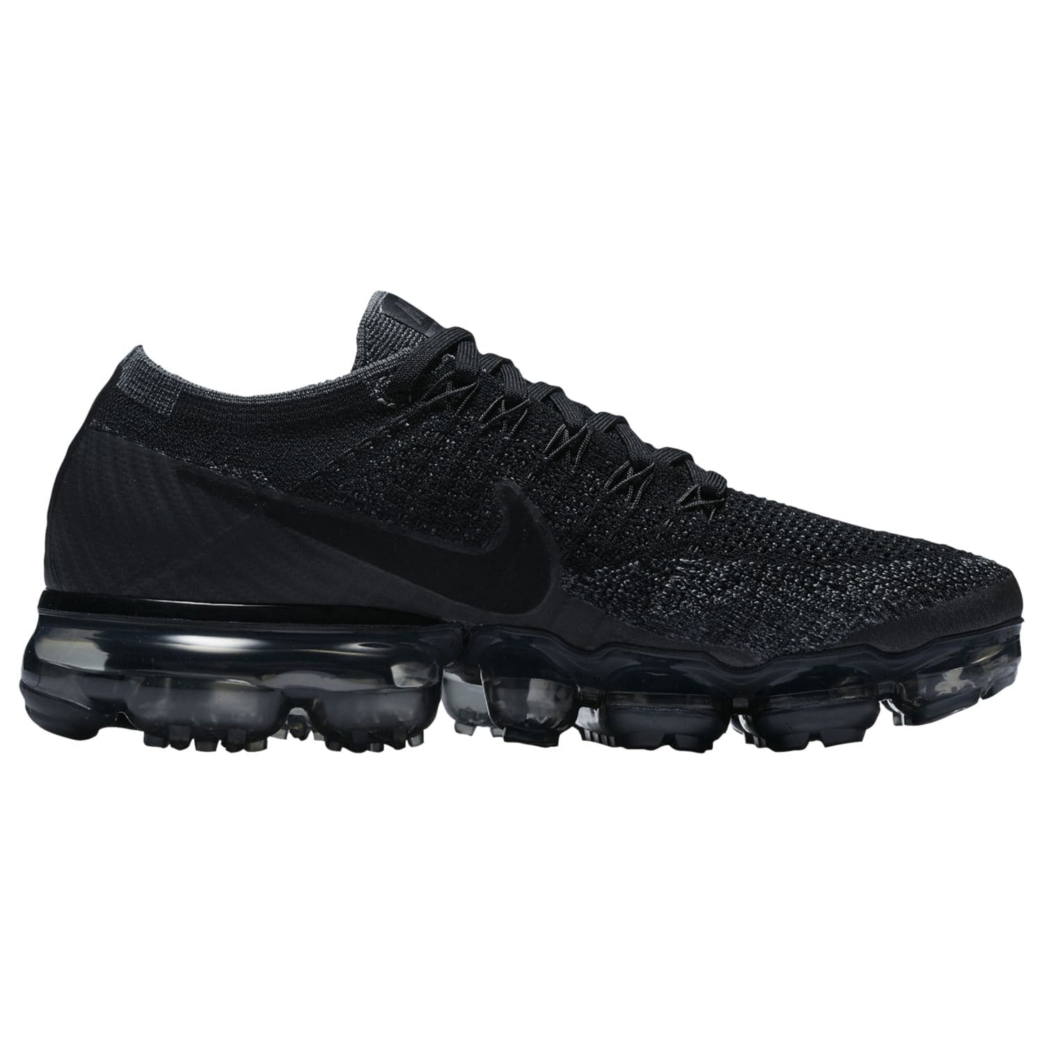 low priced 9ade2 4e15d Nike Air VaporMax Flyknit - Women s - Running - Shoes - Black .