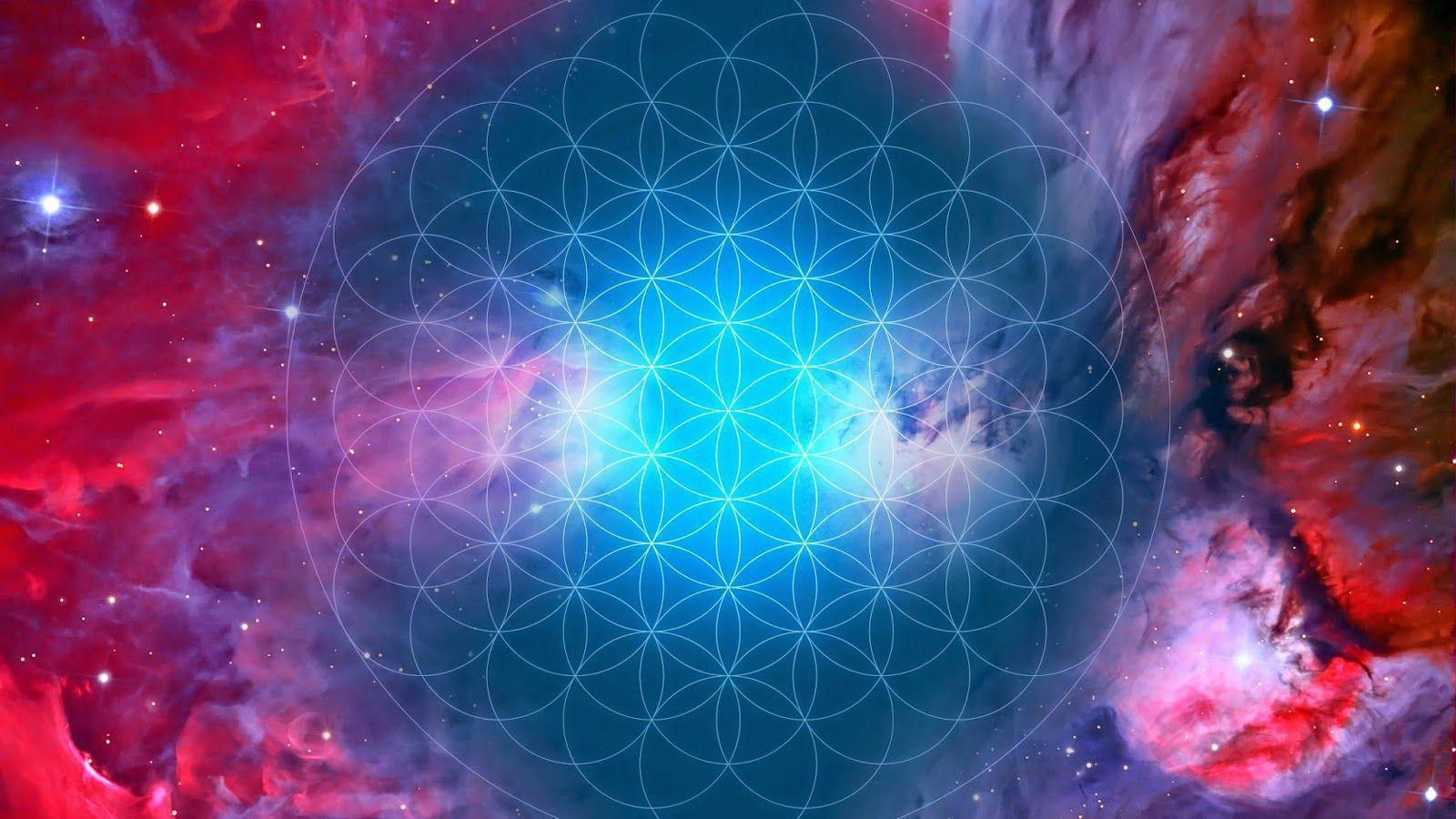 Flower Of Life Wallpapers Wallpaper Cave