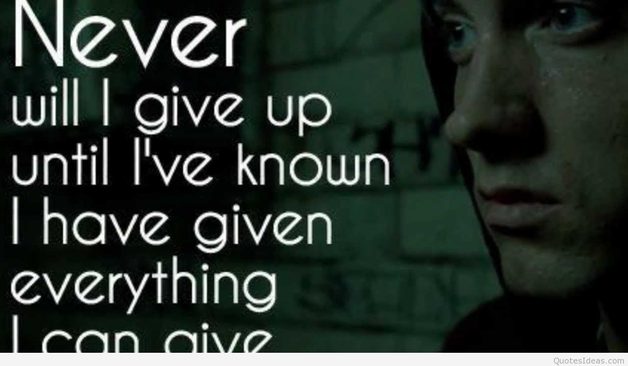 Good Eminem Quotes Pictures And Images Hd