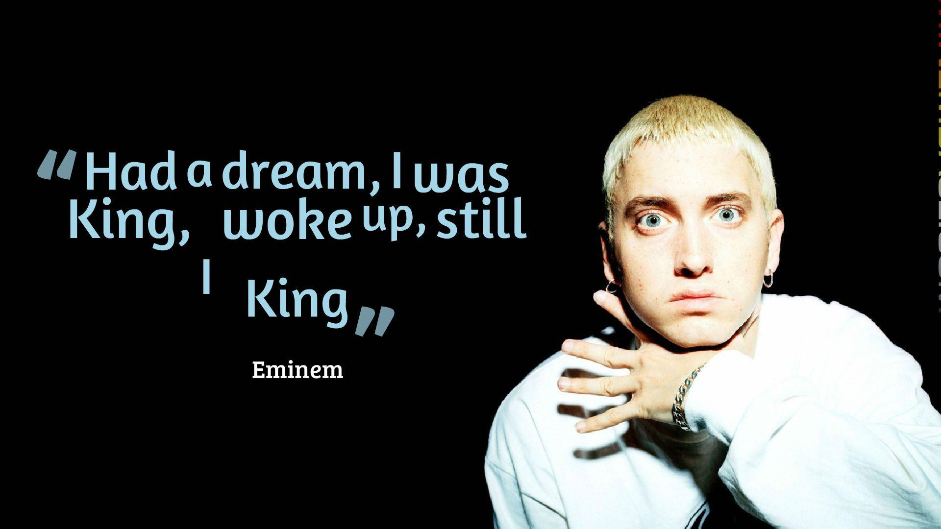 Eminem Quotes Wallpapers