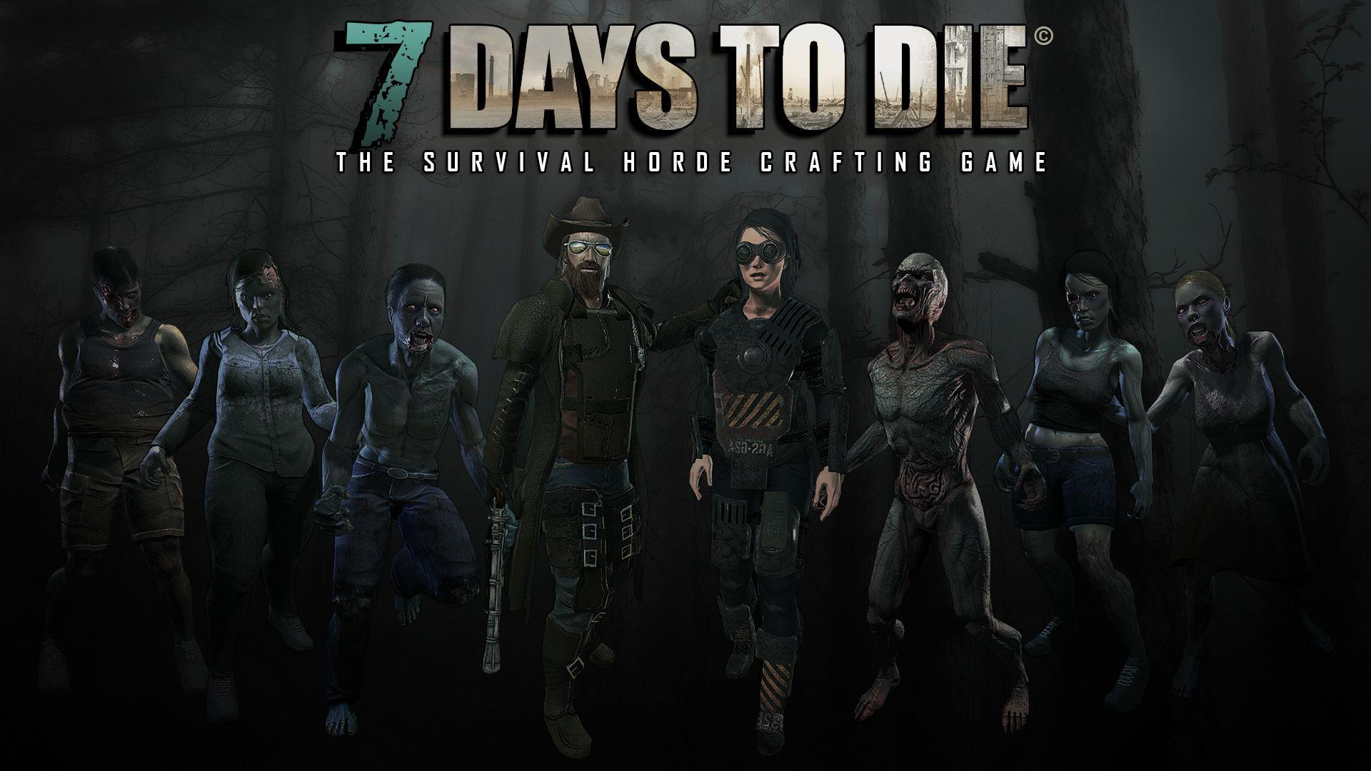 7 Days To Die Wallpapers Wallpaper Cave