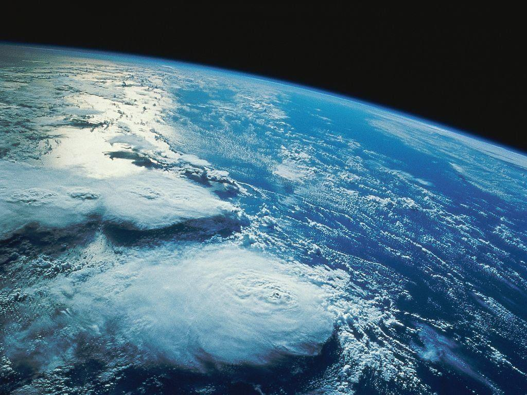 Earth From Space Wallpapers Wallpaper Cave