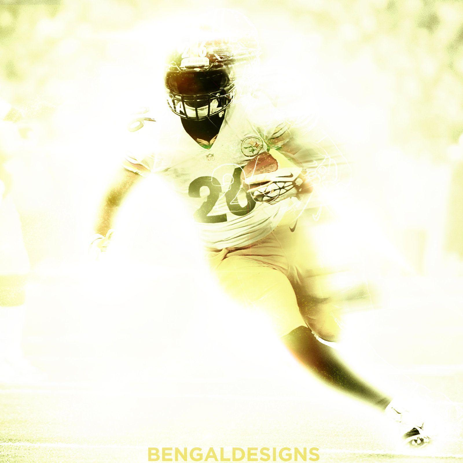 Le'Veon Bell Wallpaper by BengalDesigns by bengalbro on DeviantArt