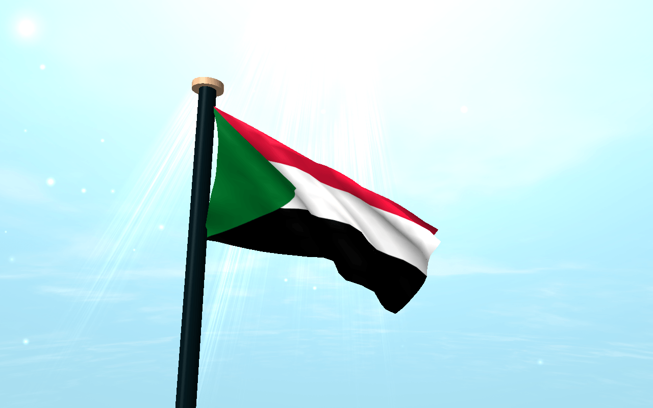 Sudan Flag 3D Free Wallpaper - Android Apps on Google Play