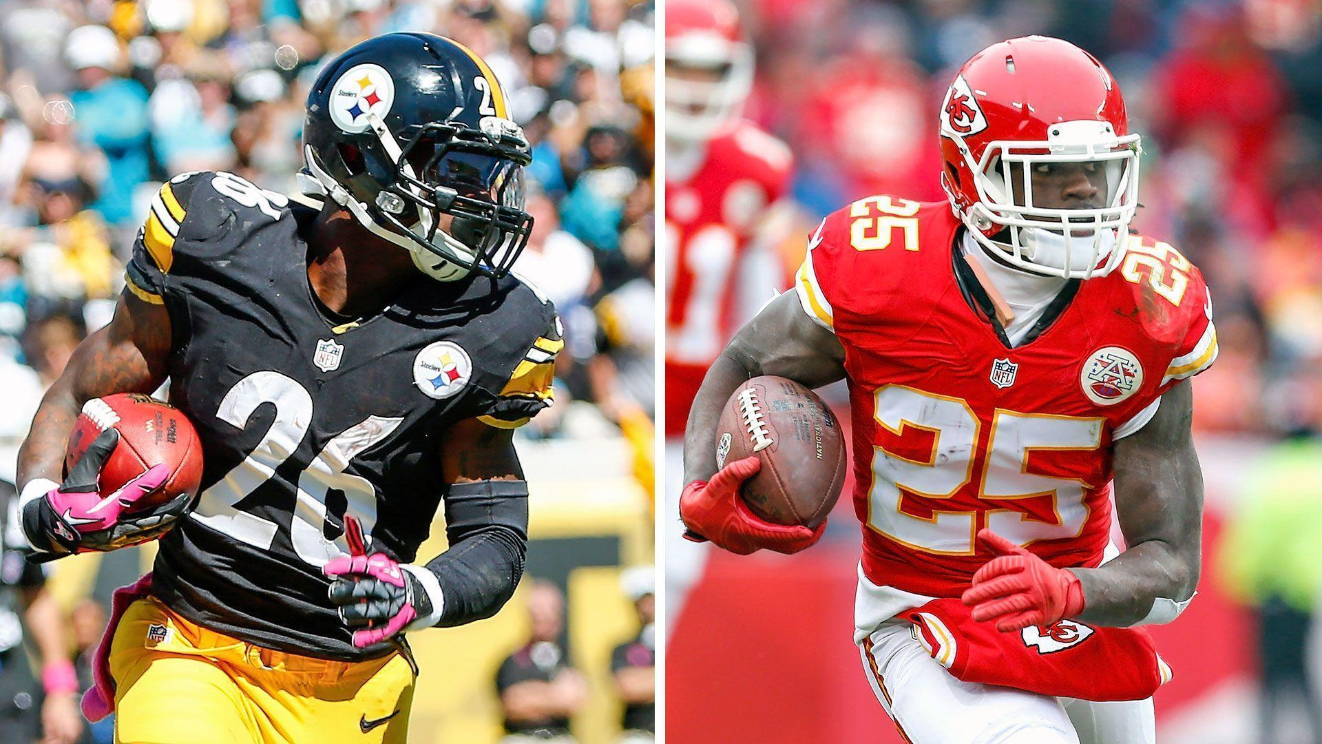Fantasy Football Draft Decision: Le'Veon Bell or Jamaal Charles ...