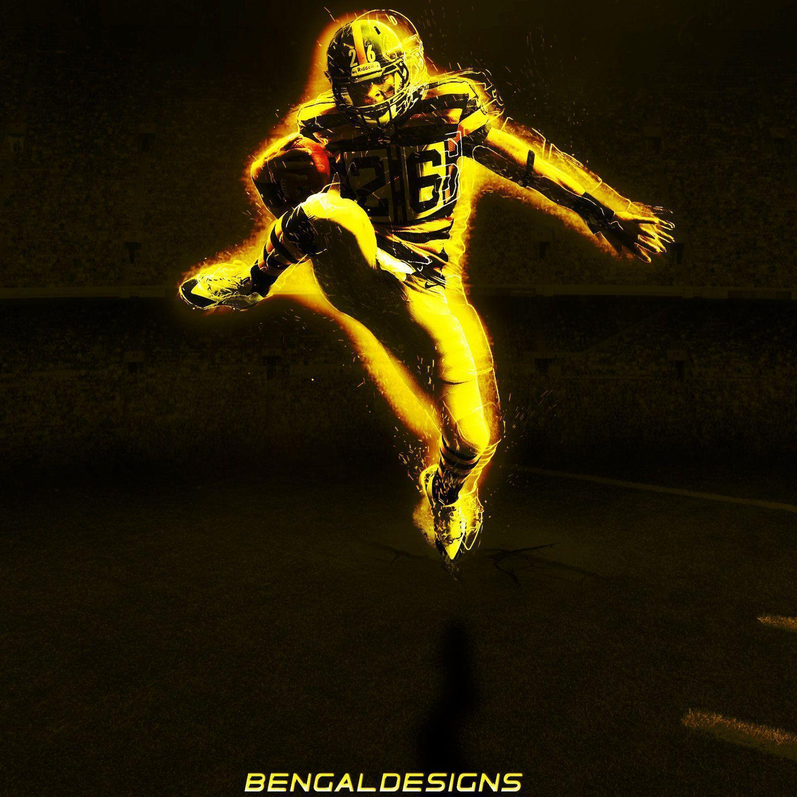 Leveon Bell Designs by BengalDesigns by bengalbro on DeviantArt