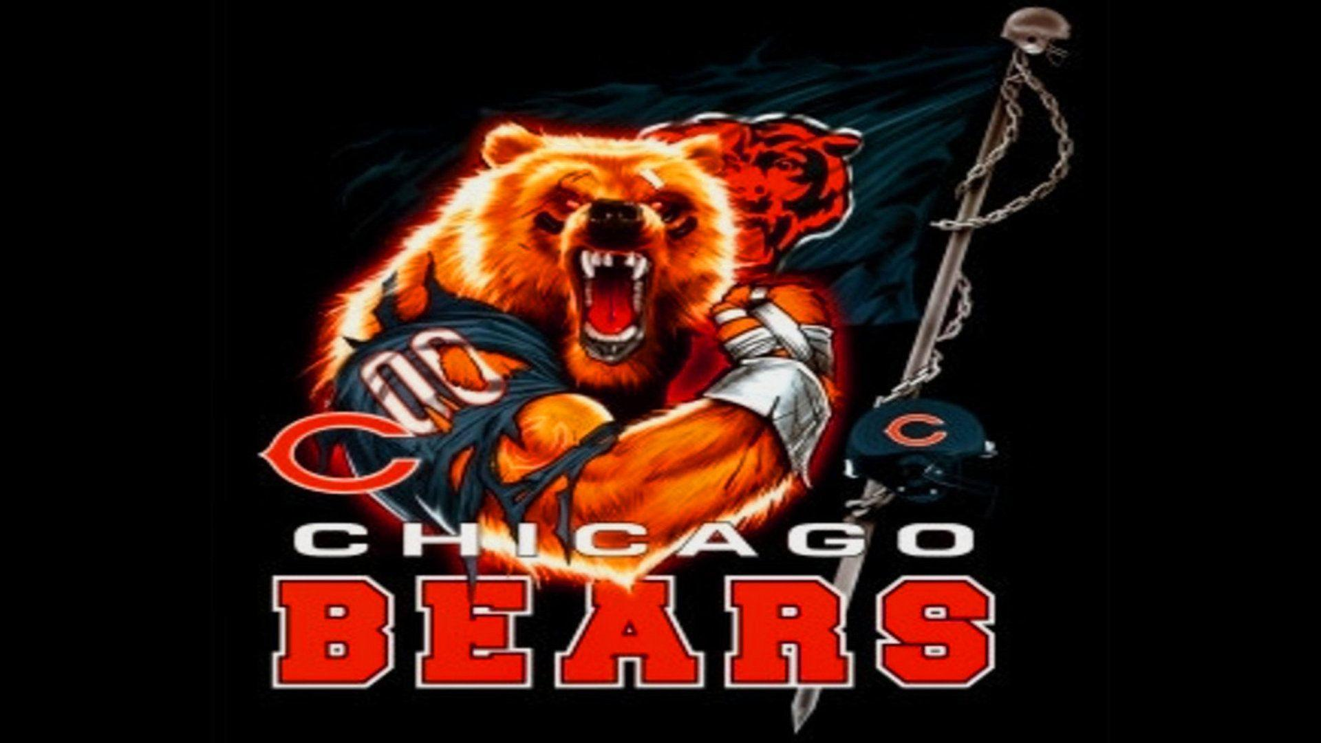 chicago bears hd wallpapers wallpaper cave