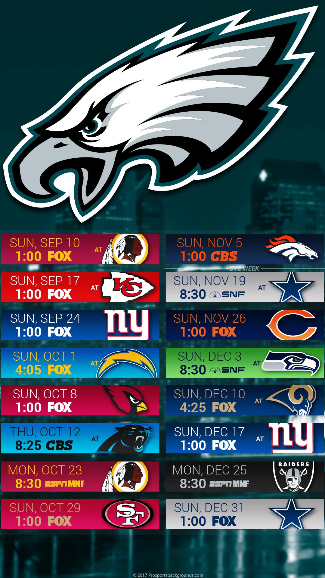Philadelphia Eagles 2017 Wallpapers