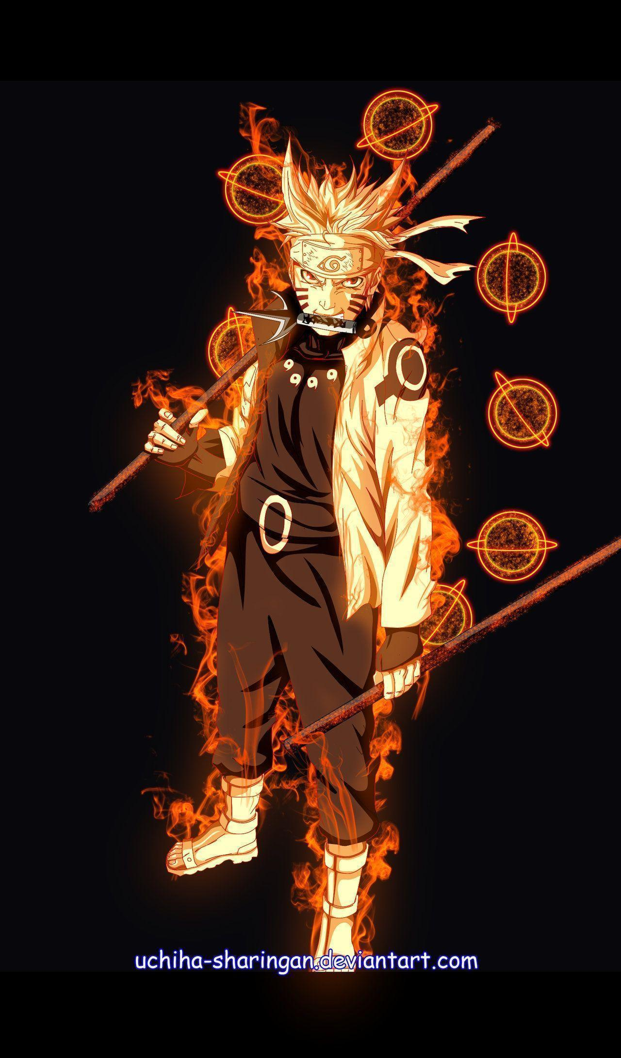 Naruto Rikudou Wallpapers Wallpaper Cave