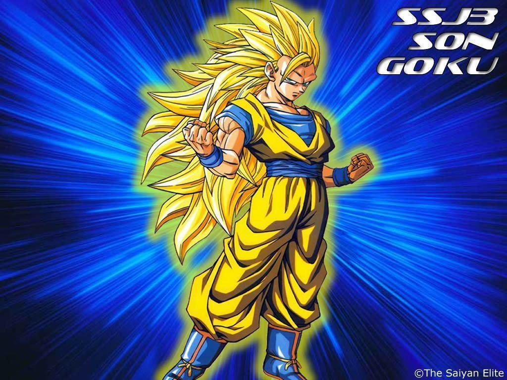Goku Ssj Wallpapers