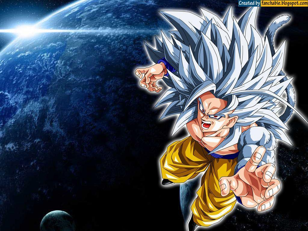 Goku Super Saiyan 4 Wallpapers