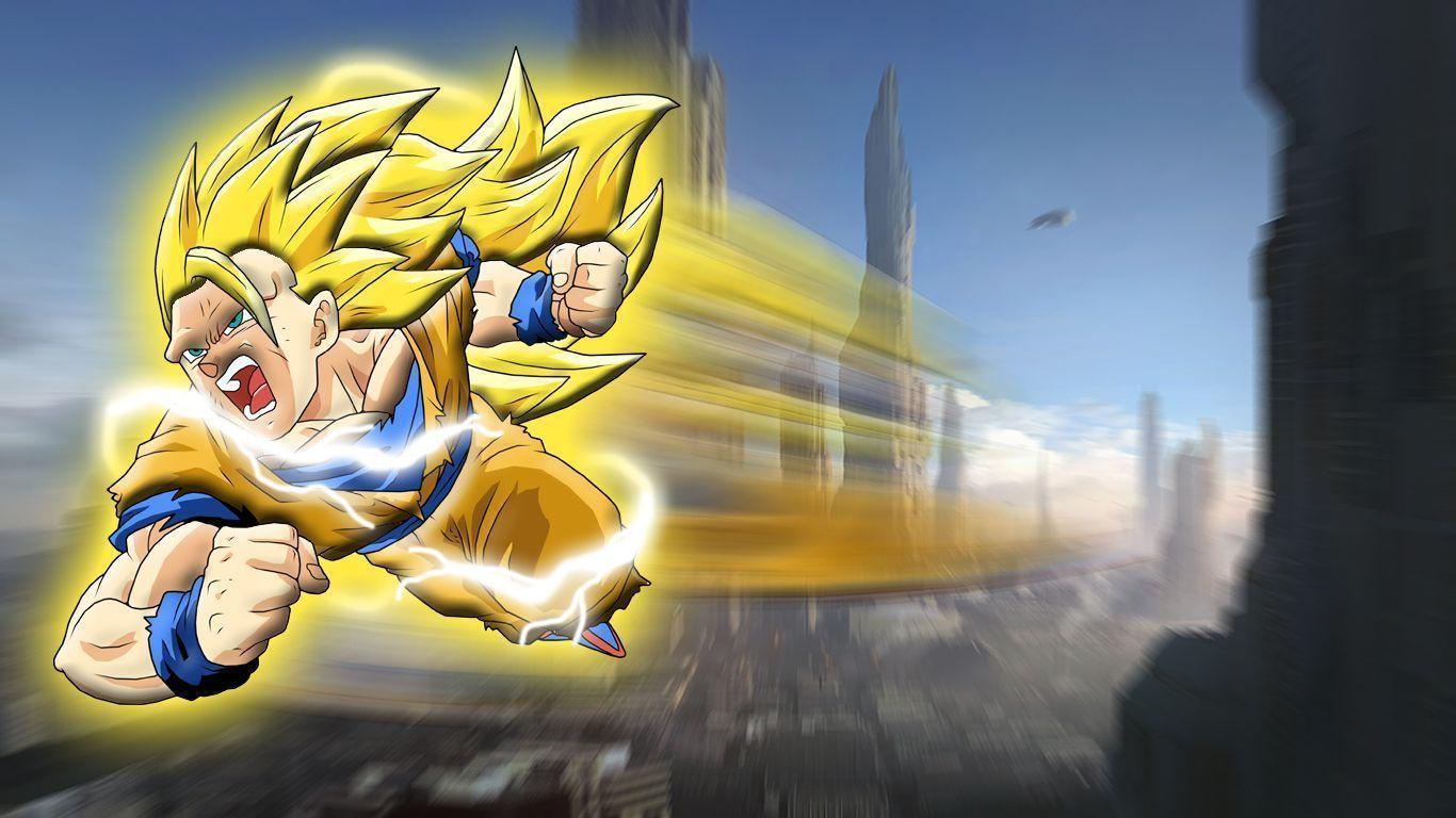 Goku Super Saiyan Iphone Wallpapers, Goku Super Saiyan Photo