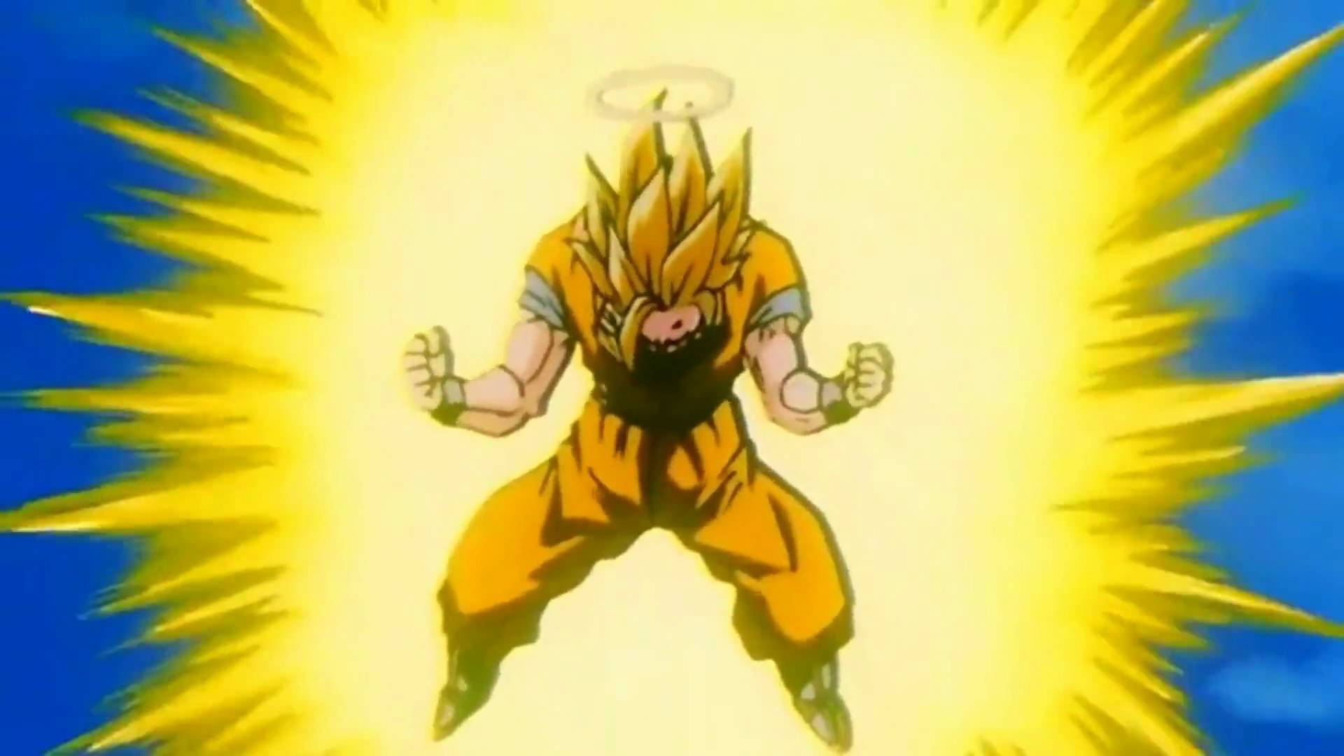 Goku Super Saiyan 3 Wallpapers