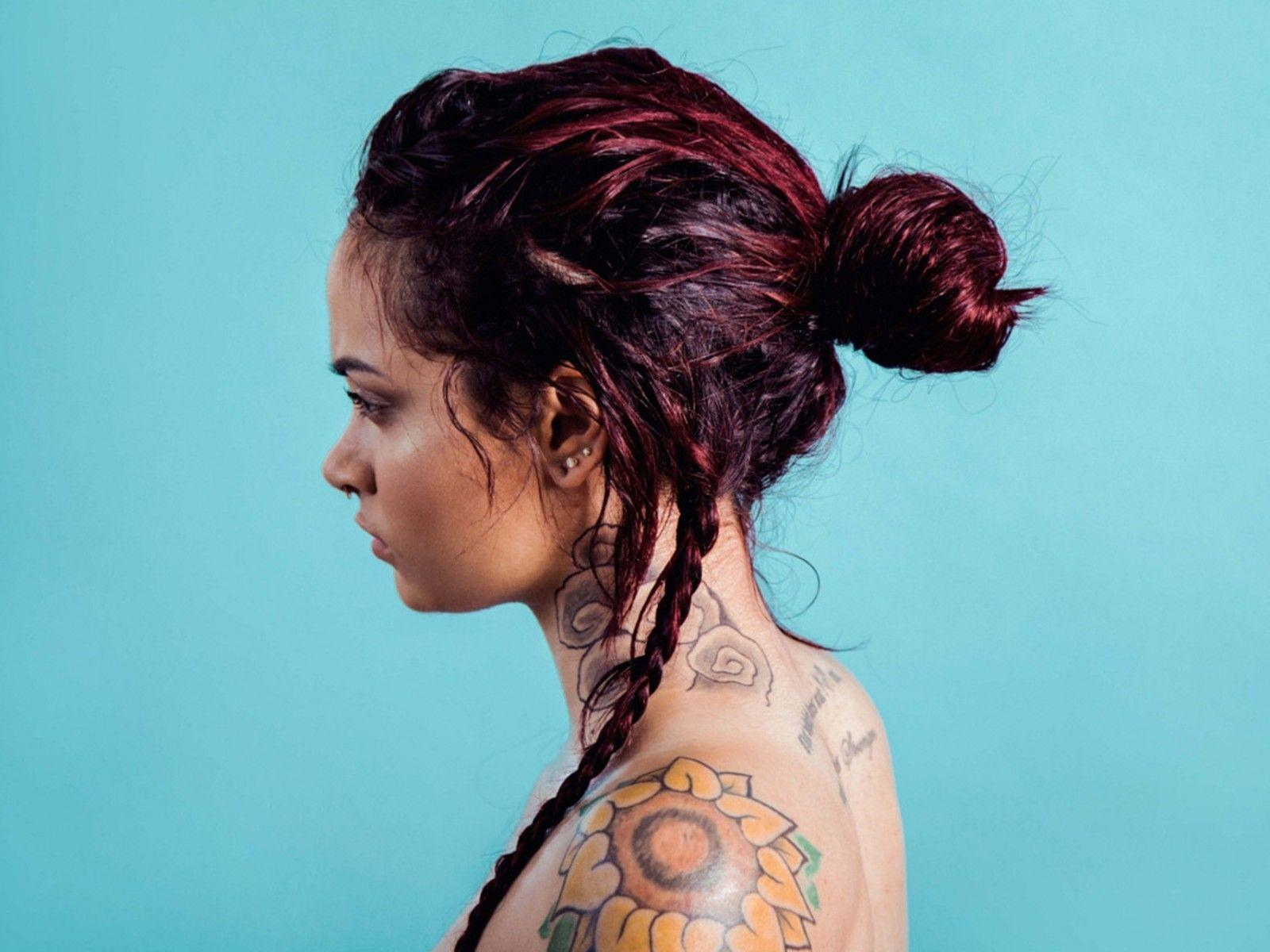 Kehlani Singer Wallpaper 14683 - Baltana