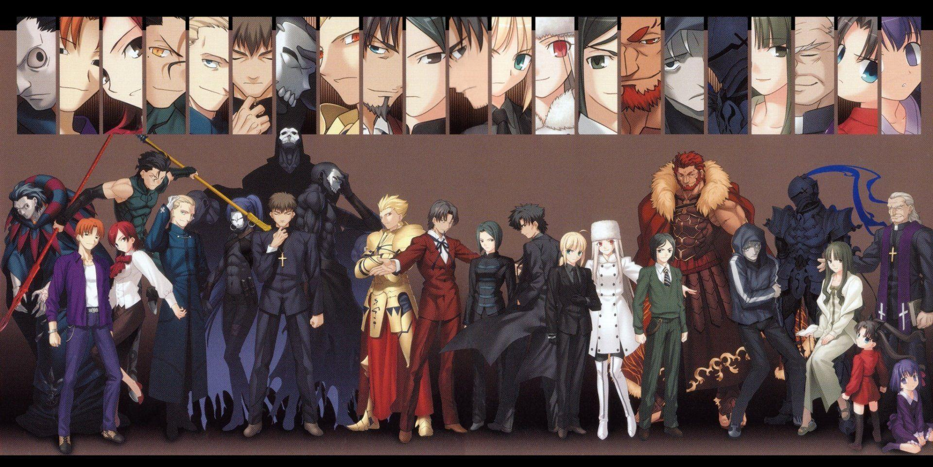 25 Assassin (Fate/Zero) HD Wallpapers | Backgrounds - Wallpaper Abyss