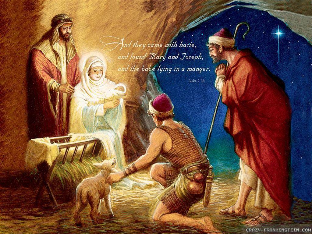The true essence of christmas lies in the story of the first