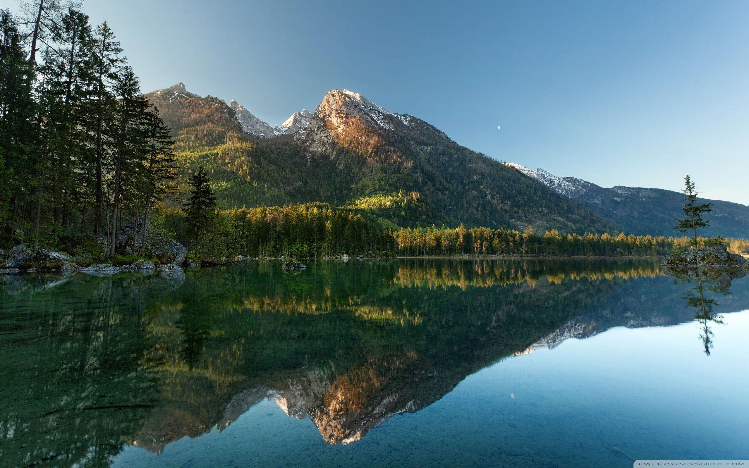 Wilderness Reflections HD desktop wallpaper : High Definition ...