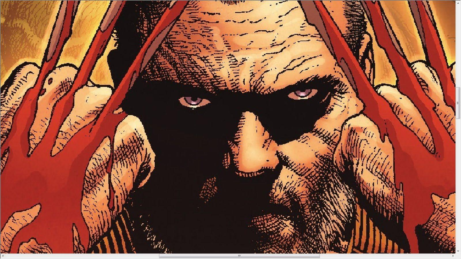 Secret Wars Old Man Logan #1 - YouTube