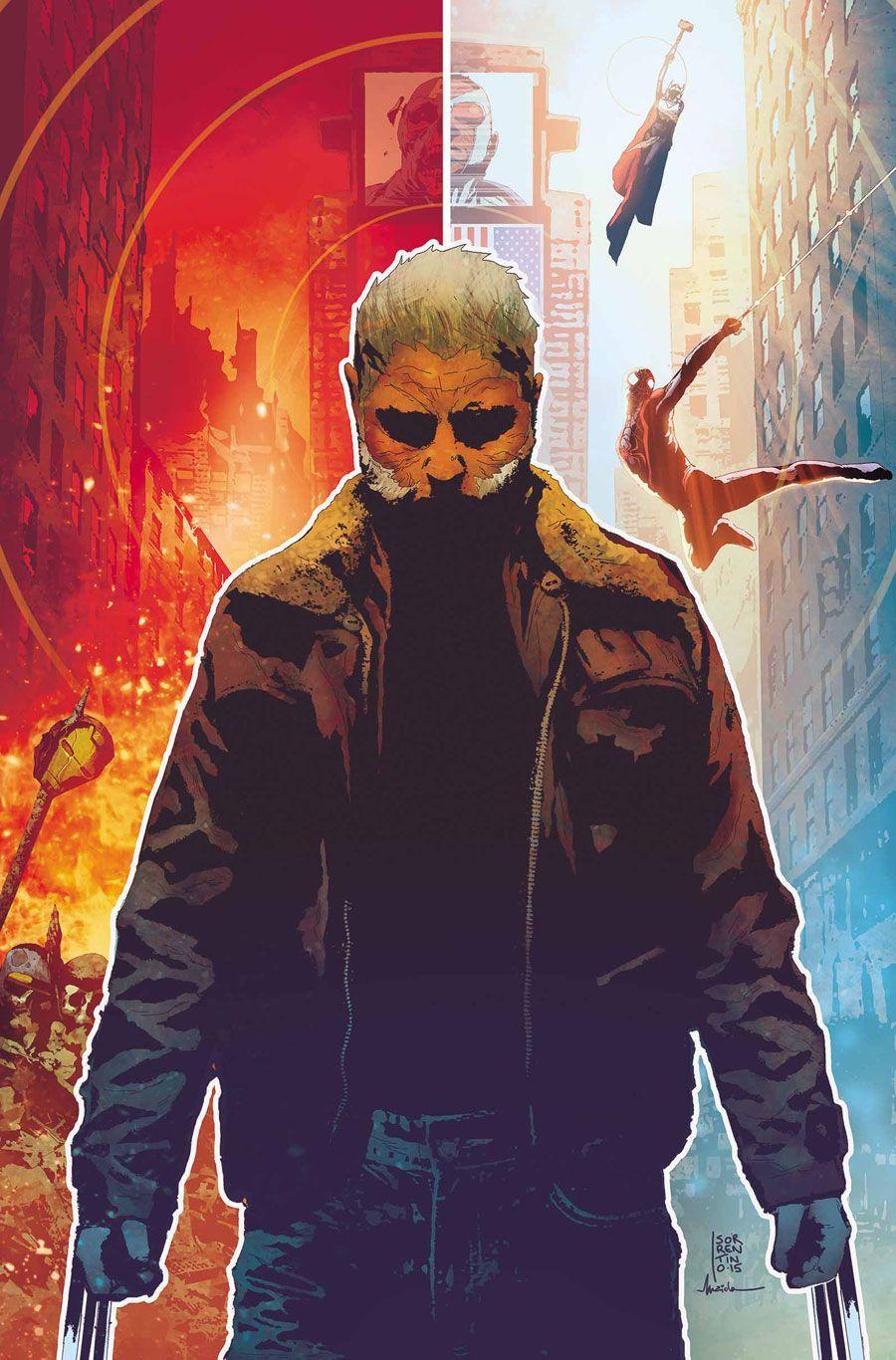 Old Man Logan   Marvel Database   FANDOM powered by Wikia