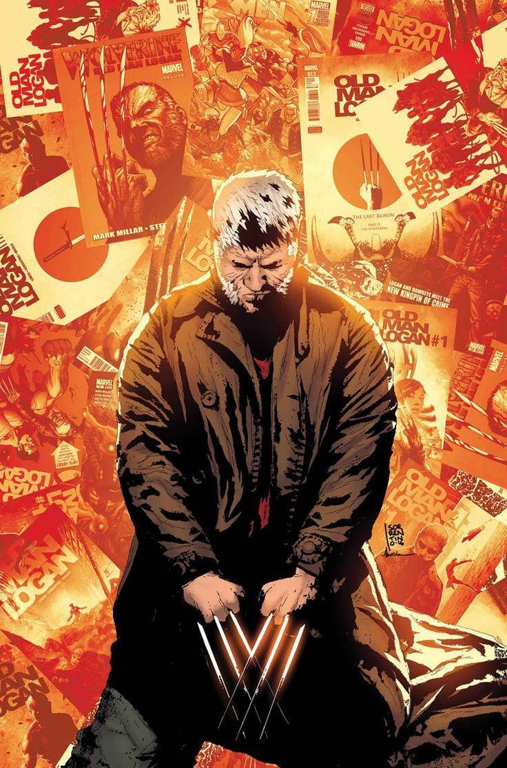 Best 25+ Old man logan comic ideas on Pinterest