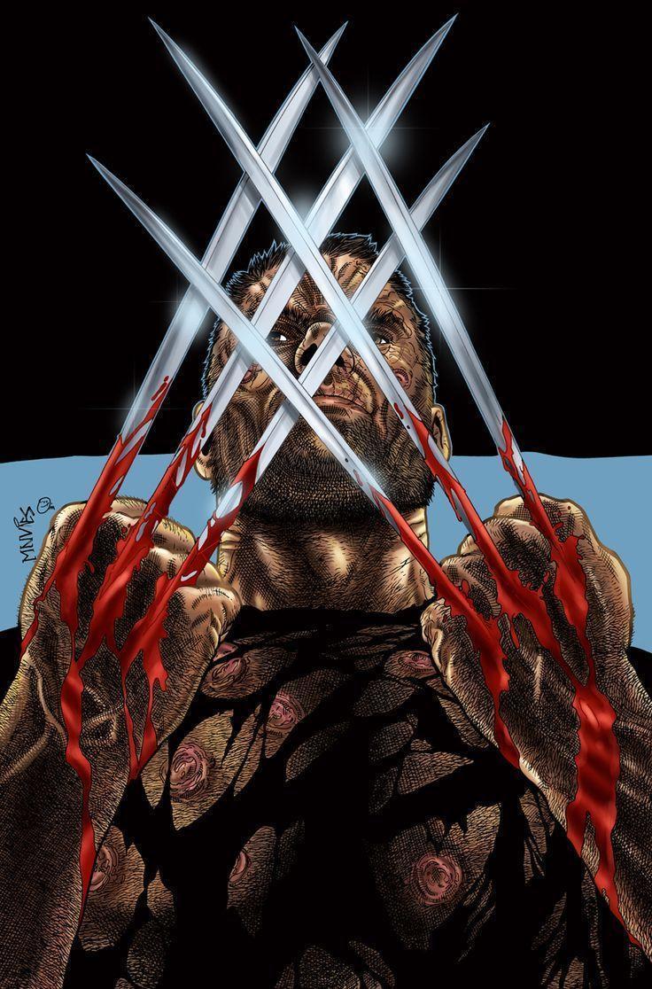 Morbius, Werewolf by Night, Blade, Punisher vs Old Man Logan ...