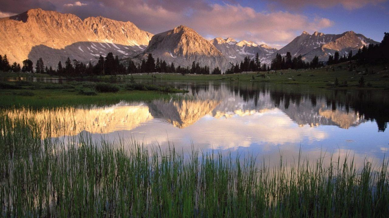 Pioneer Basin, Wilderness California widescreen wallpaper | Wide ...