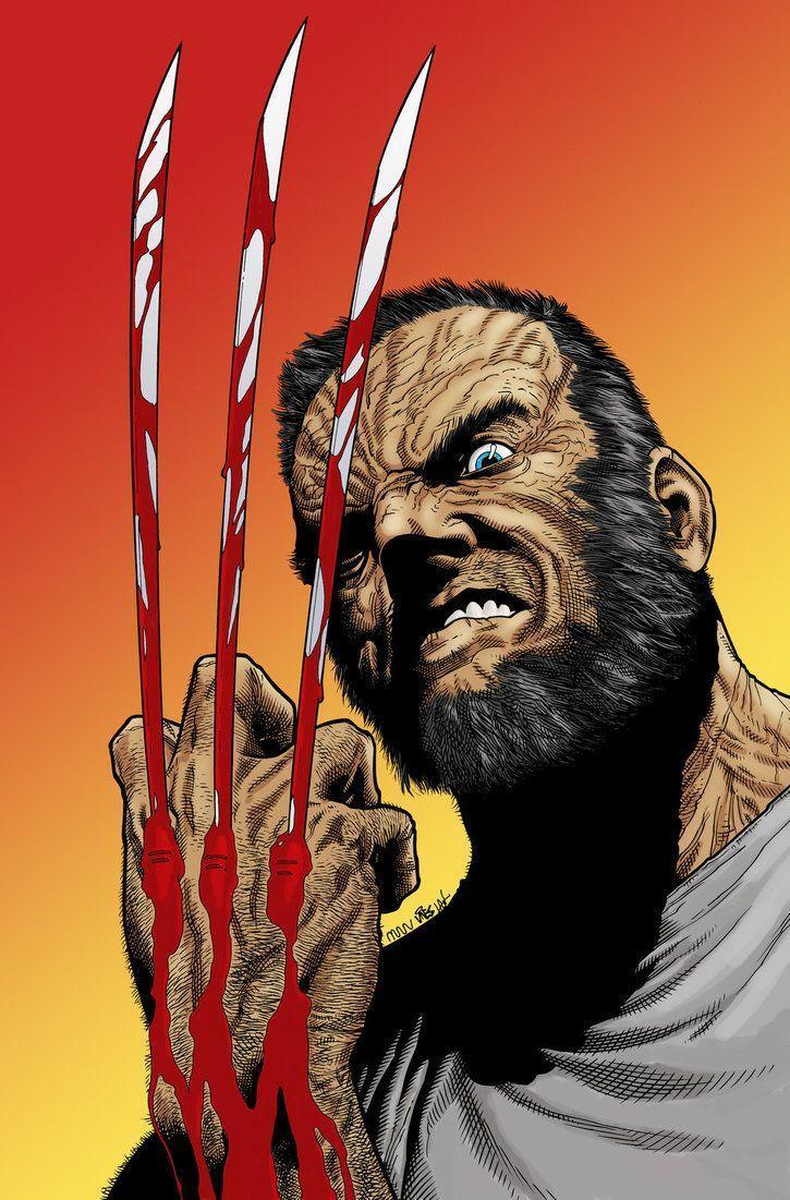 Old man Logan by firepunk626 on DeviantArt