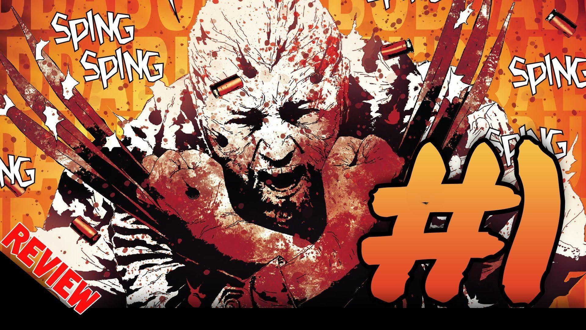 REVIEW] Secret Wars: Old Man Logan - #1 (Deutsch) - YouTube