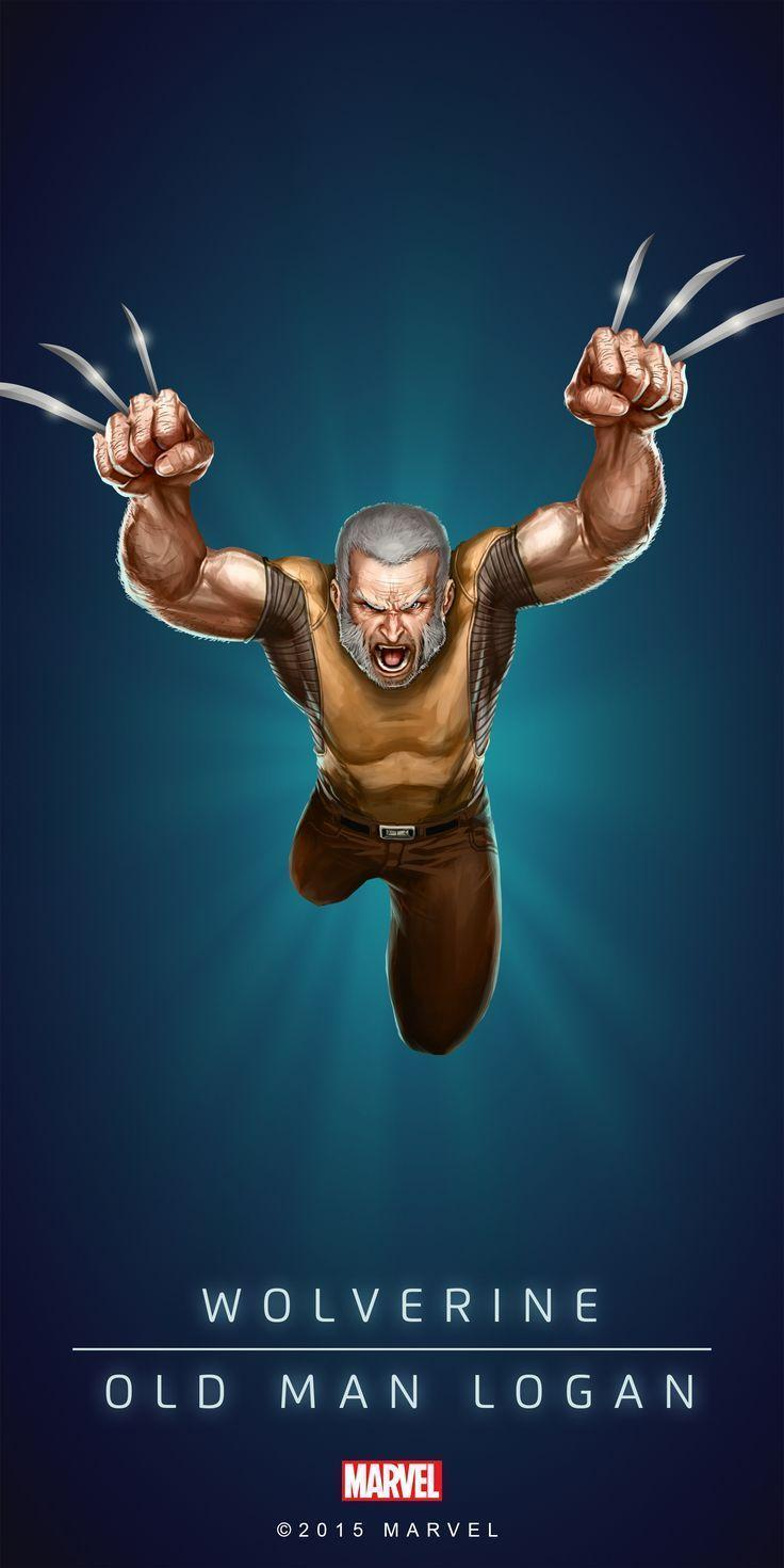 Best 20+ Wolverine old man logan ideas on Pinterest
