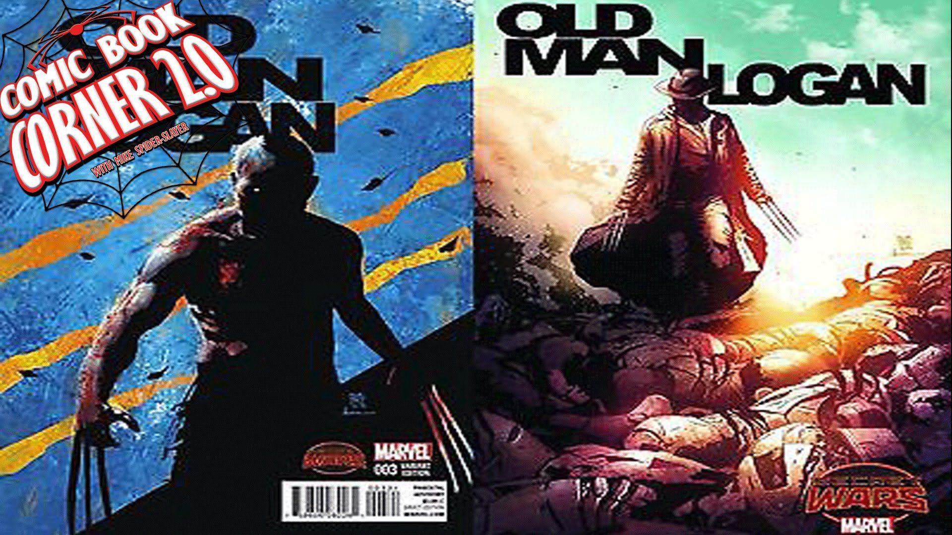 Secret Wars: Old Man Logan #3 - YouTube