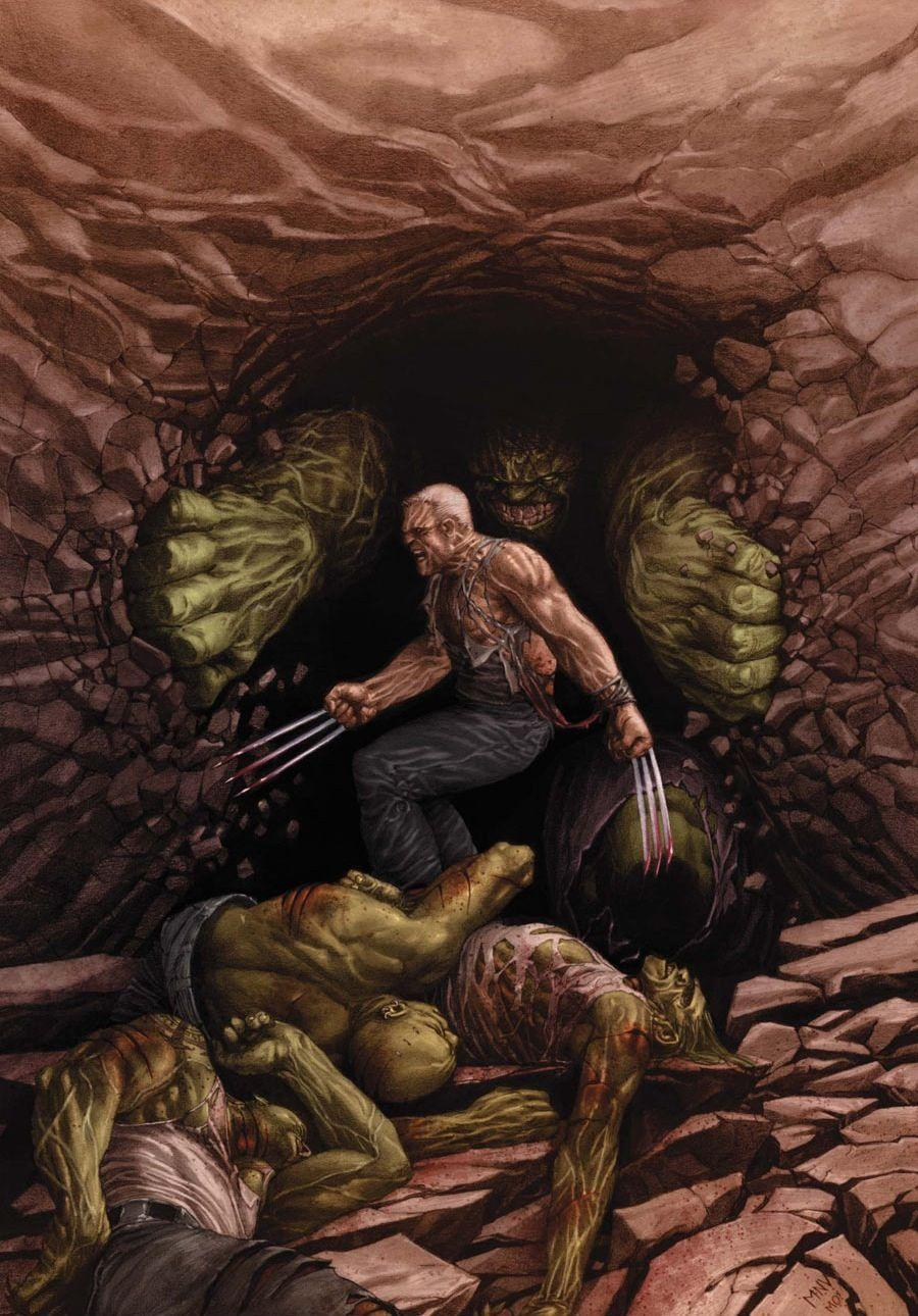 G-Man & RedLAMP Talk Old Man Logan Part 7 - Wolverine - Comic Vine