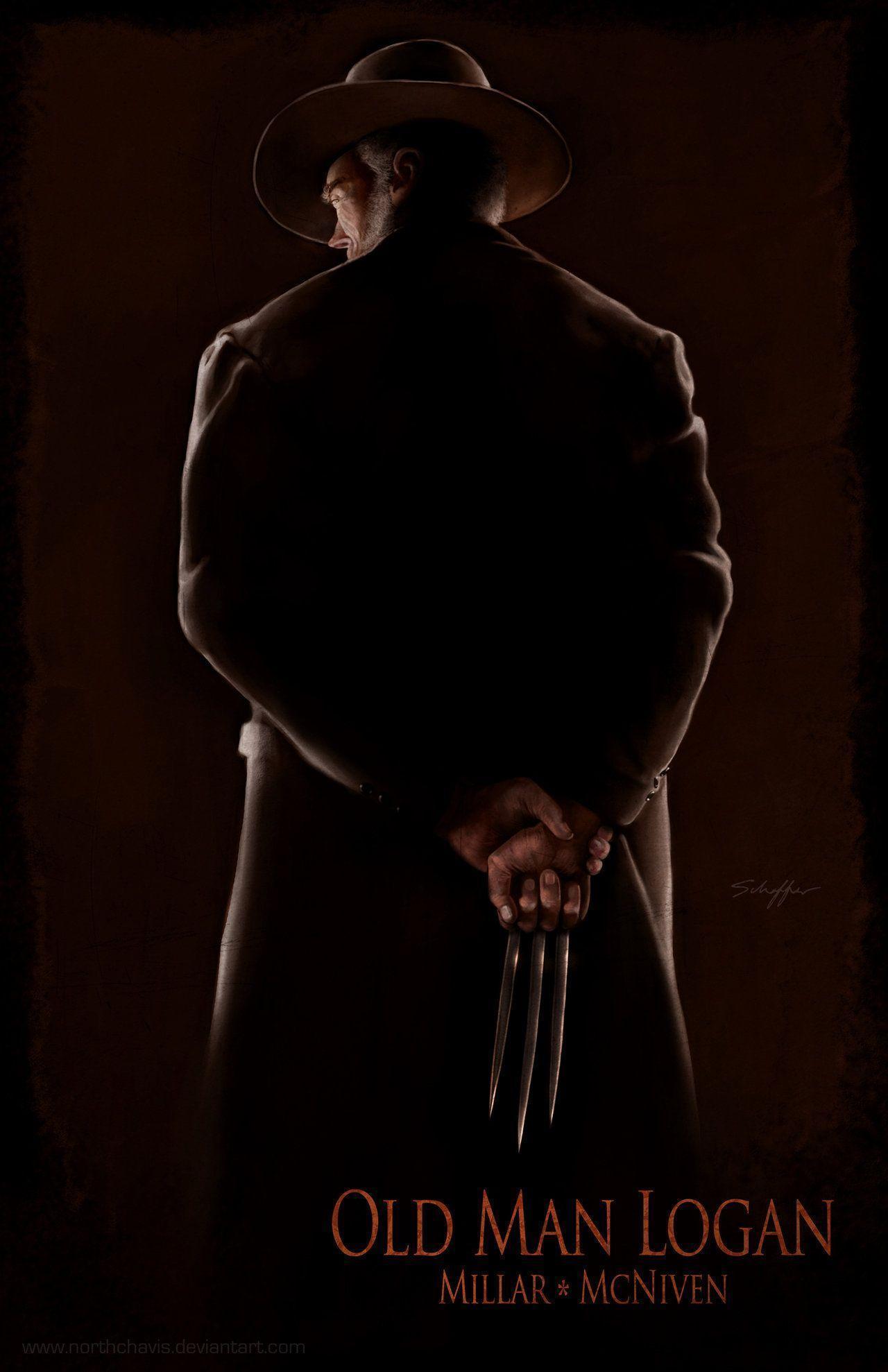 Old Man Logan by StephenSchaffer on DeviantArt