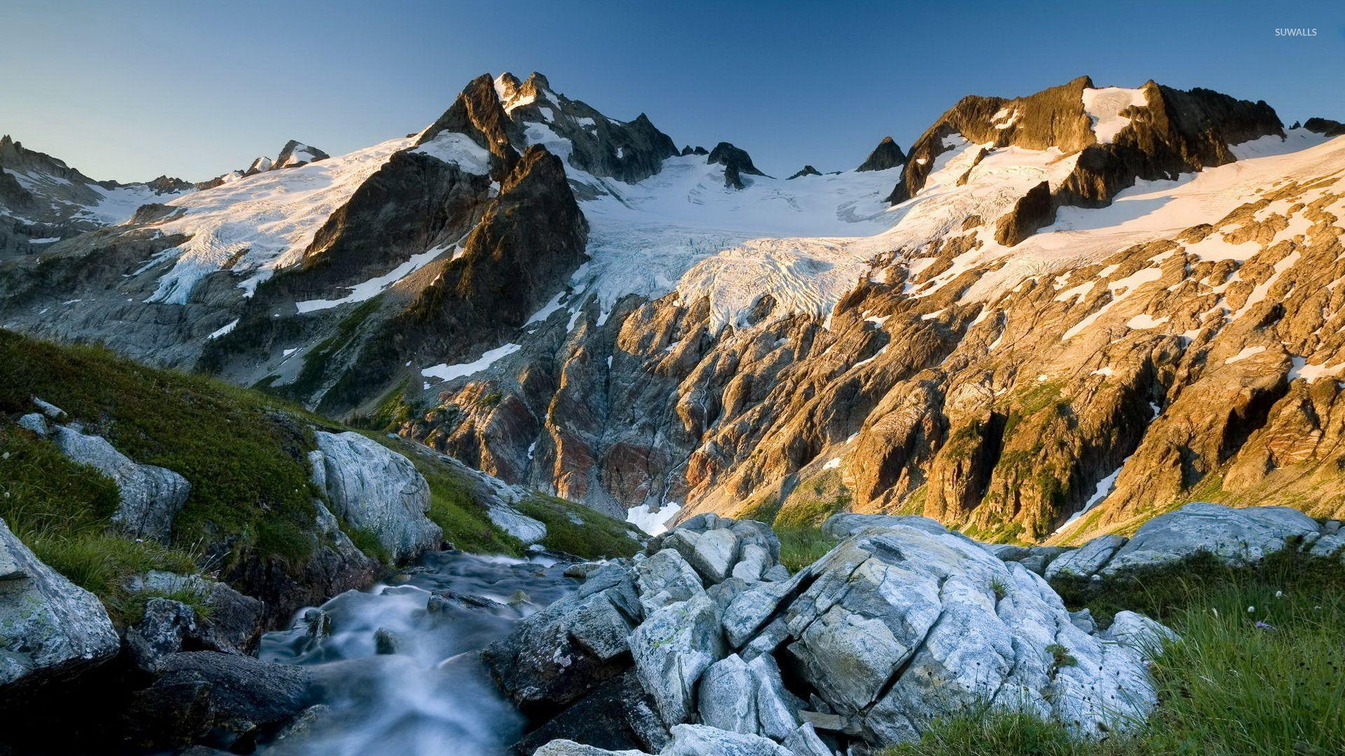 Glacier Peak Wilderness wallpaper - Nature wallpapers - #5019