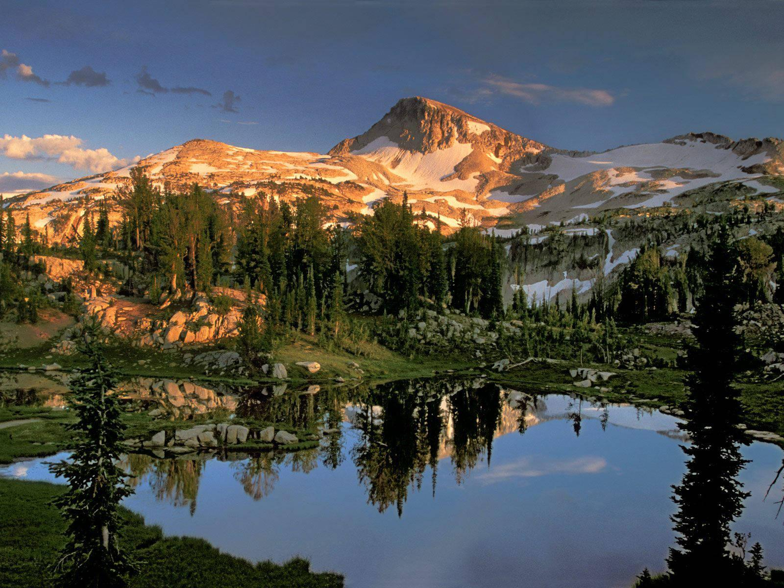 wilderness photography | Eagle Cap Wilderness Oregon - Mountain ...