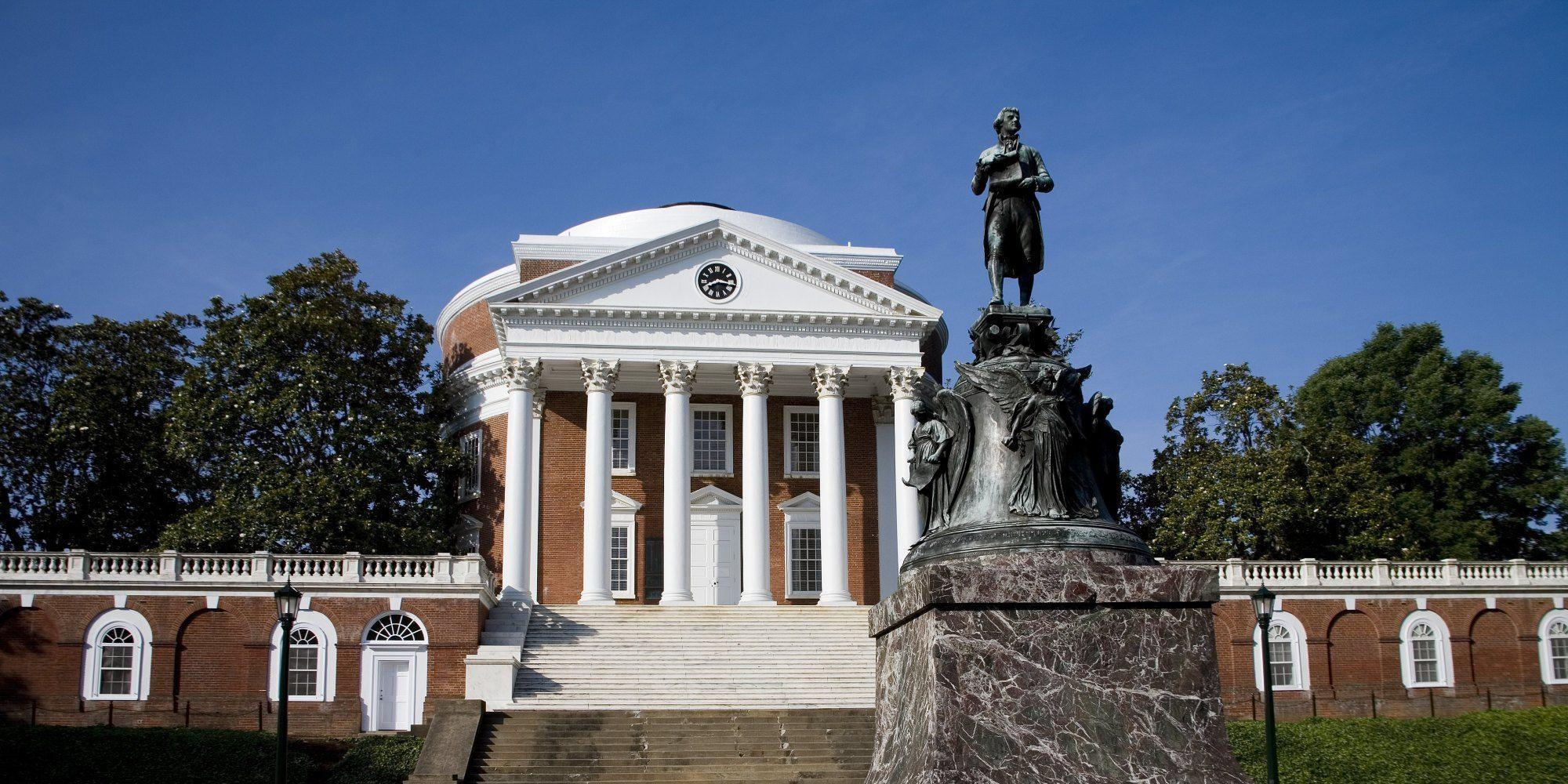 AccessUVa Protest Has University Of Virginia Students Challenging ...