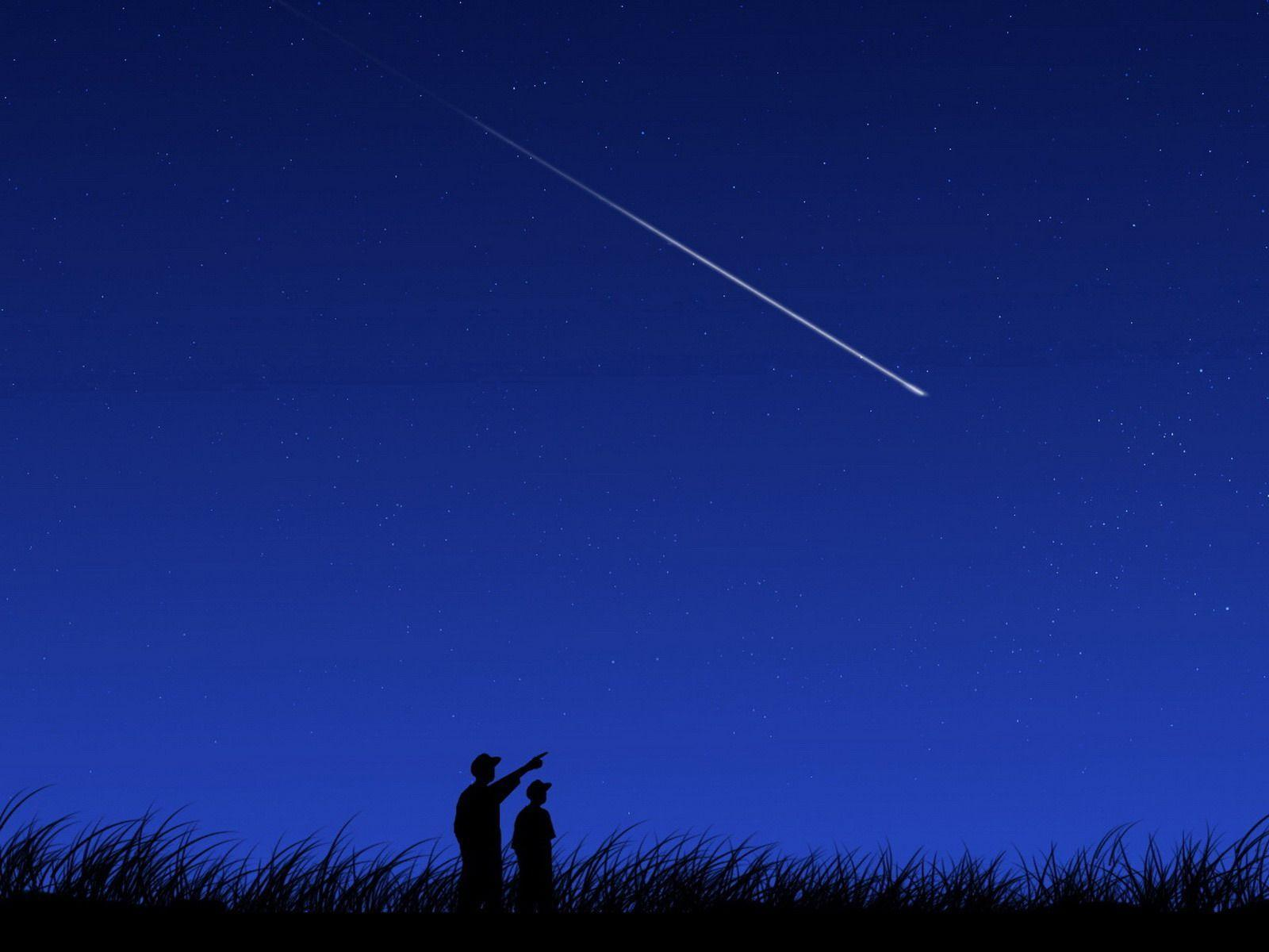 NIght of the Shooting Stars: Perseid Meteor Shower