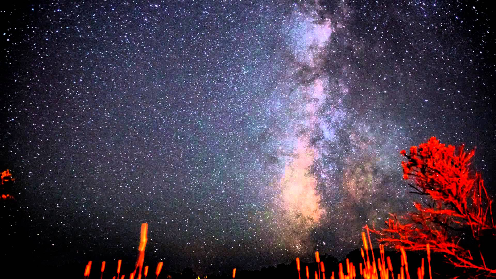 Perseid Meteor Shower Hd