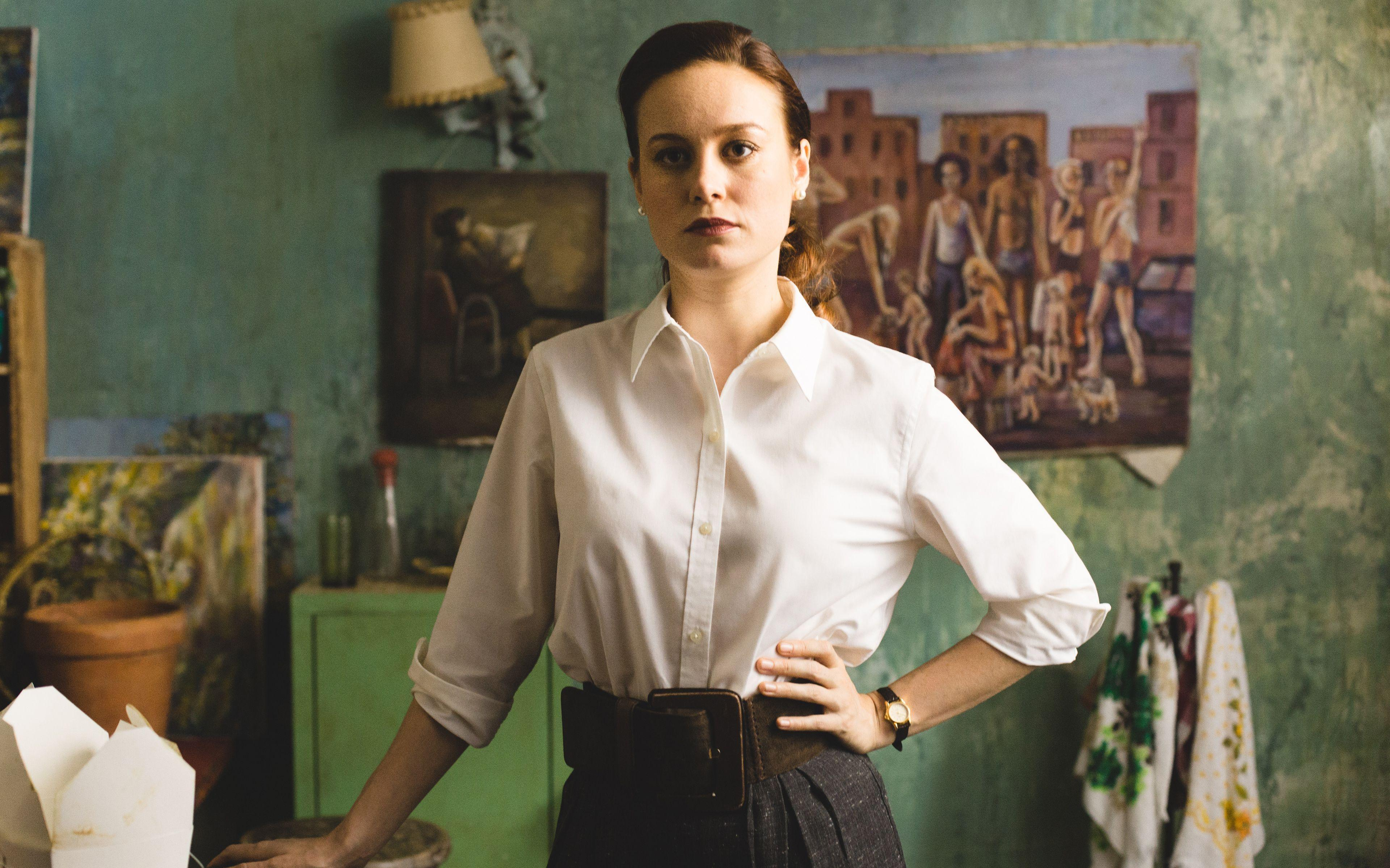 Brie Larson in The Glass Castle 4K Wallpapers | HD Wallpapers